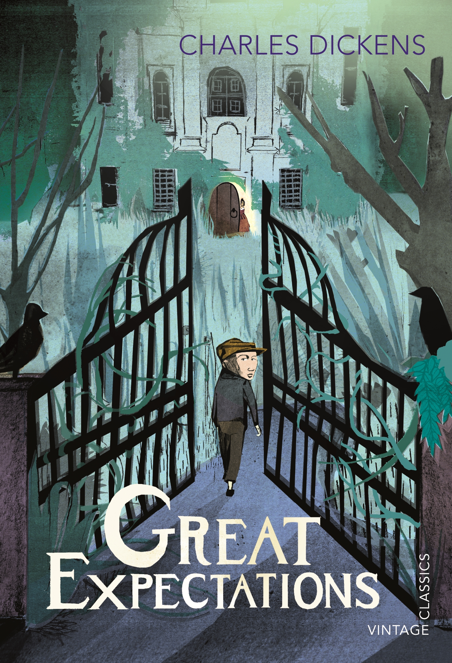 great expectations by charles dickens a Charles dickens remains one of the most prominent and certainly the most commercially successful literary artist of nineteenth century england.