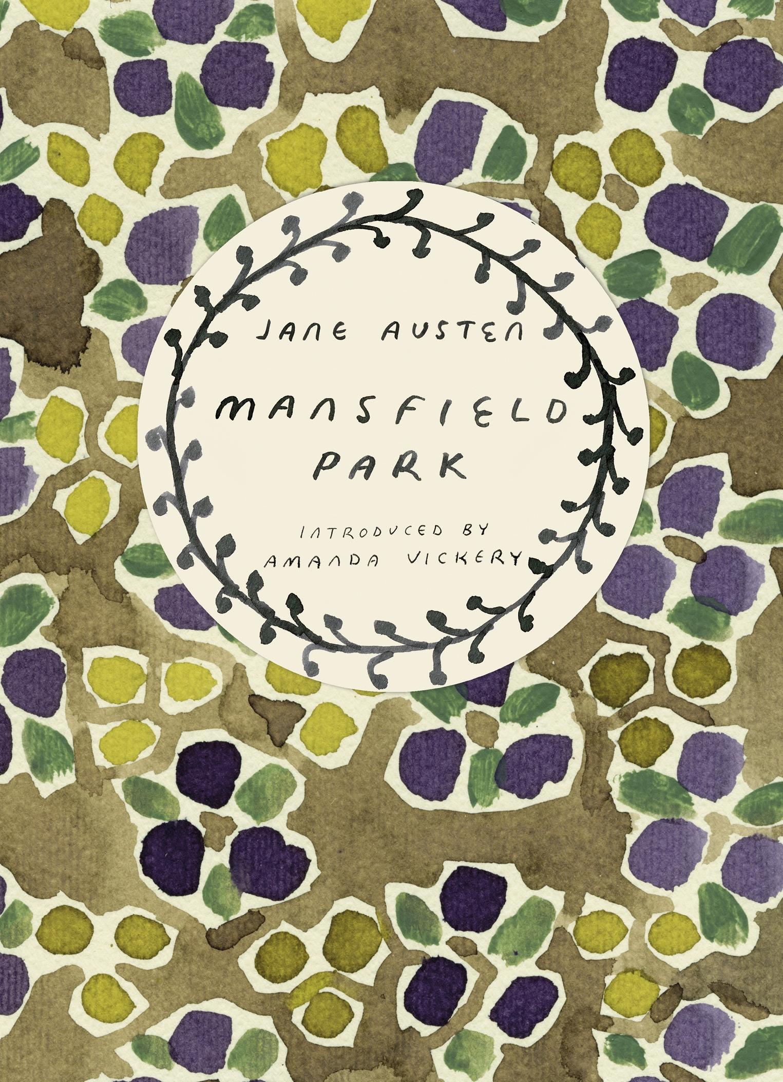 Mansfield Park (Vintage Classics Austen Series) by Jane Austen ...