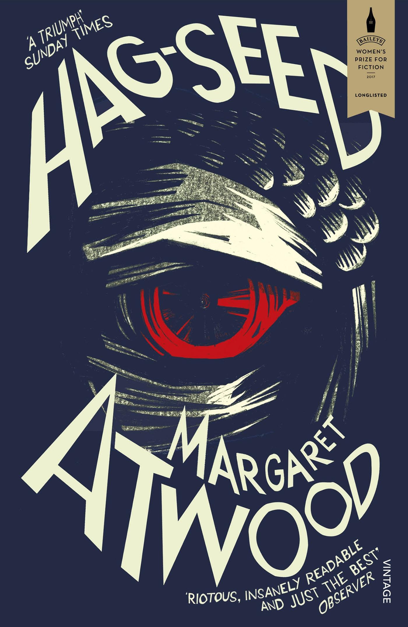 Hag-Seed by Margaret Atwood - Penguin Books Australia