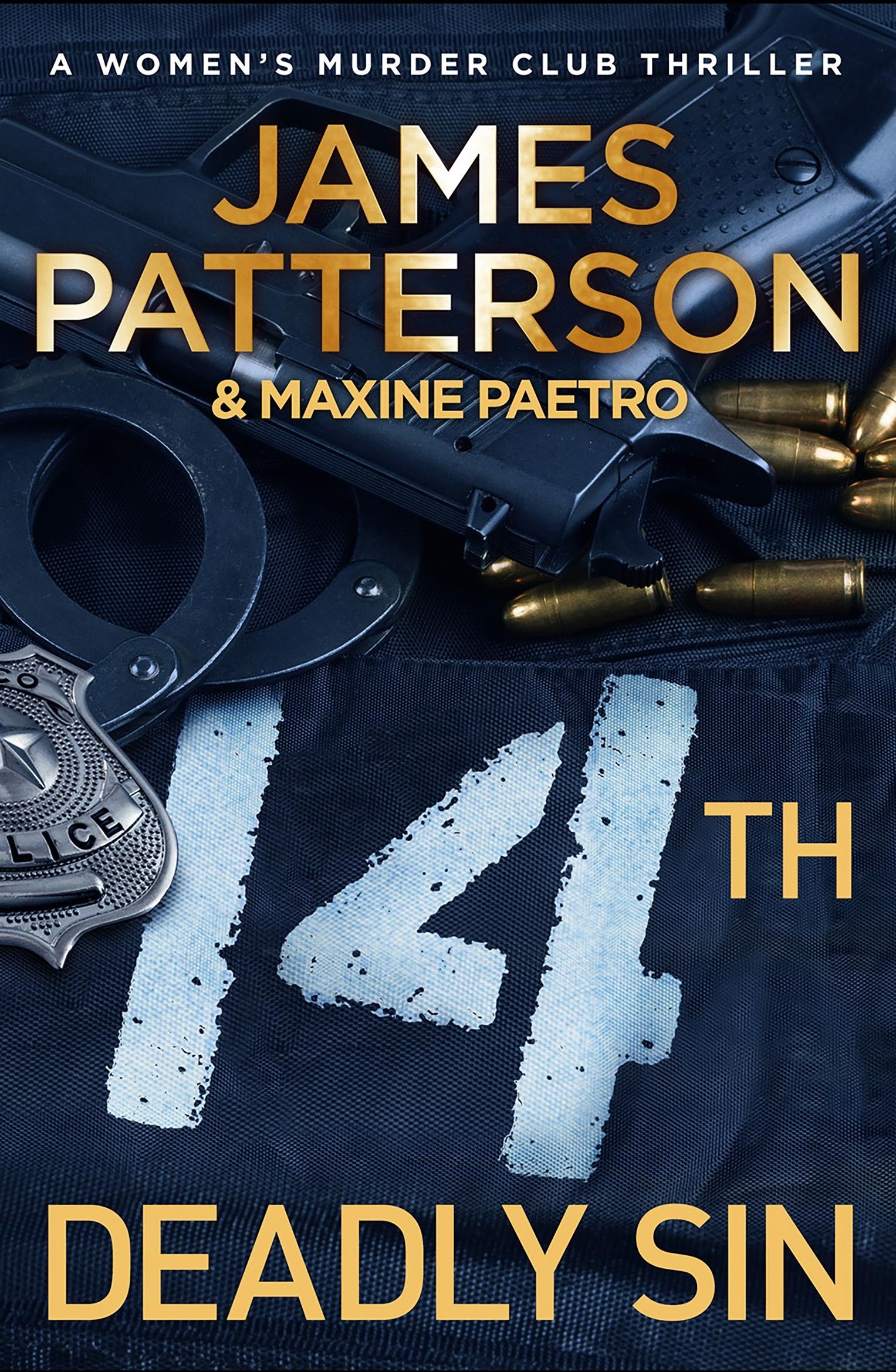 14th Deadly Sin. (Women's Murder Club ...