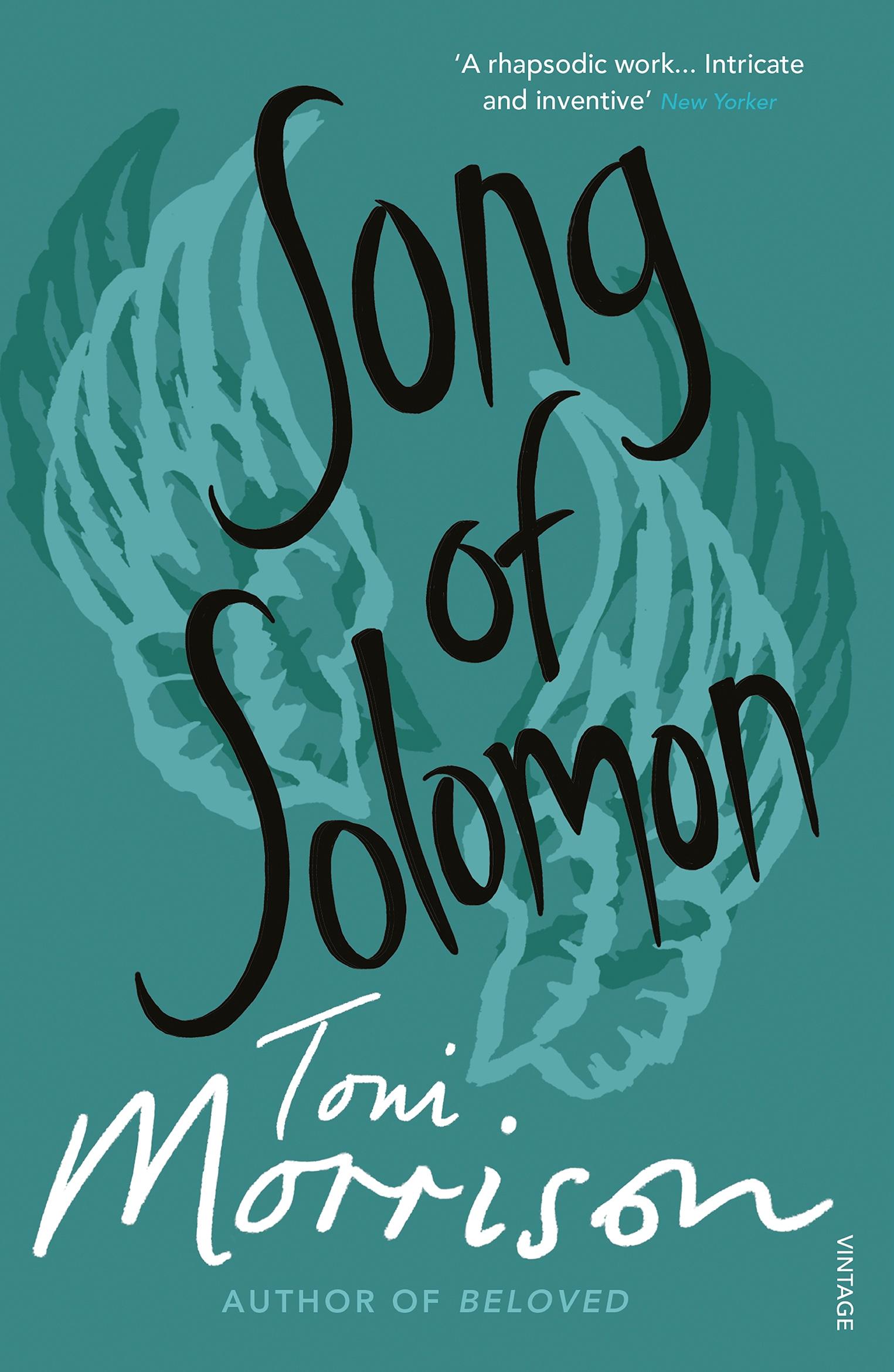 Song of Solomon by Toni Morrison - Penguin Books New Zealand