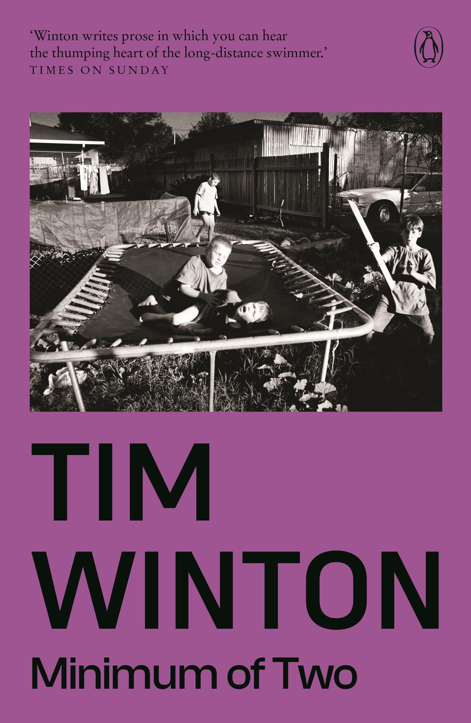 minimum of two pdf tim winton