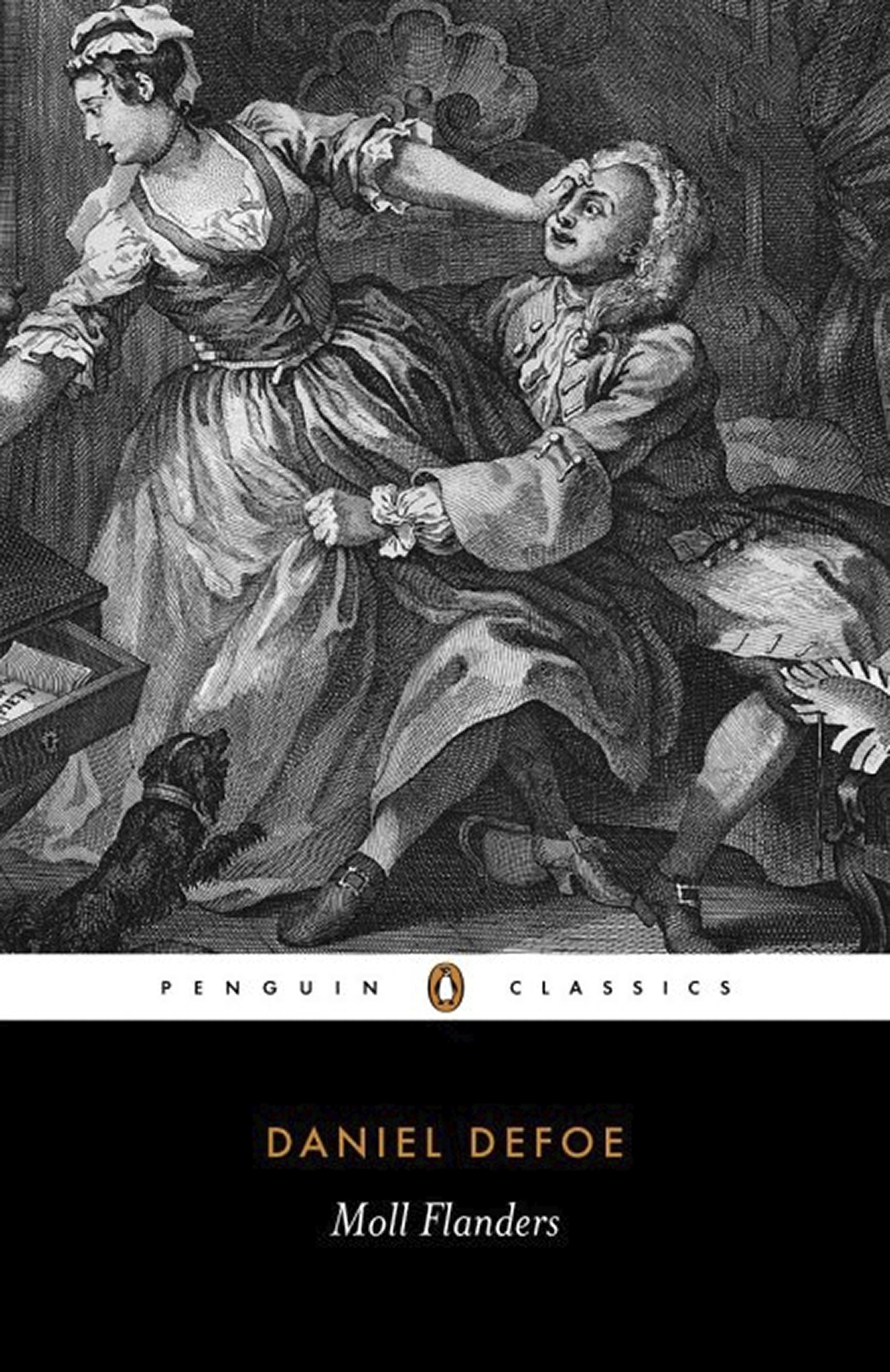 a review of defoes novel moll flanders Defoe, daniel from enlightenment revolution  in the review,  moll flanders and colonel jack were both published in 1722 and,.