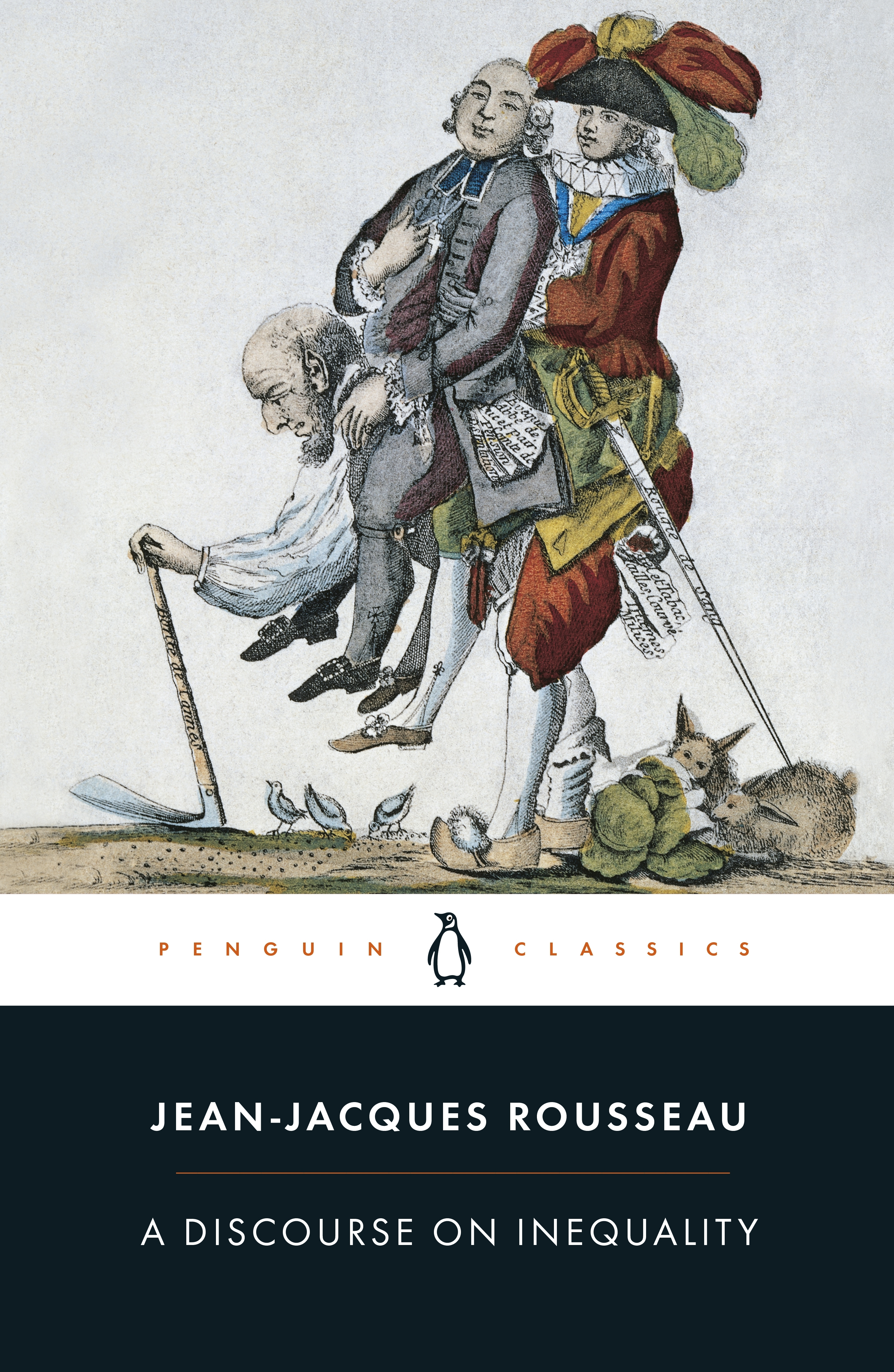 the original man in the genesis and the discourse on inequality by rousseau Notes on rousseau, discourse on inequality (the second discourse) the discourse is dedicated to the republic of geneva in the dedication, rousseau.