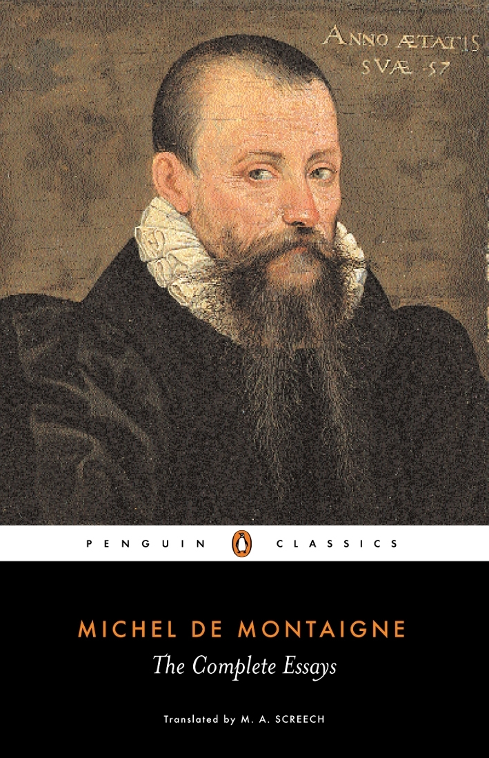 the complete essays of montaigne hardback The complete essays of montaigne translated by m screech is available as a paperback, and amazon says it is also available in the alternative kindle format i made the mistake of buying the kindle verison.