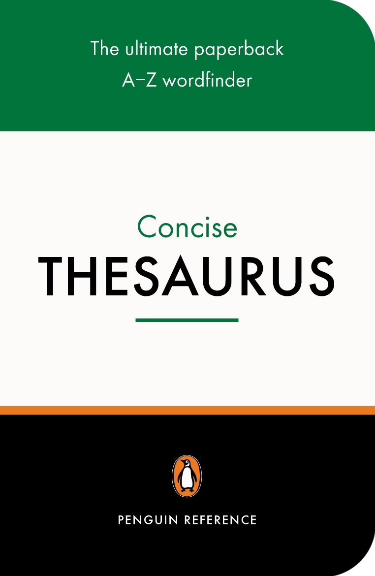 The Penguin Concise Thesaurus by Rosalind Fergusson