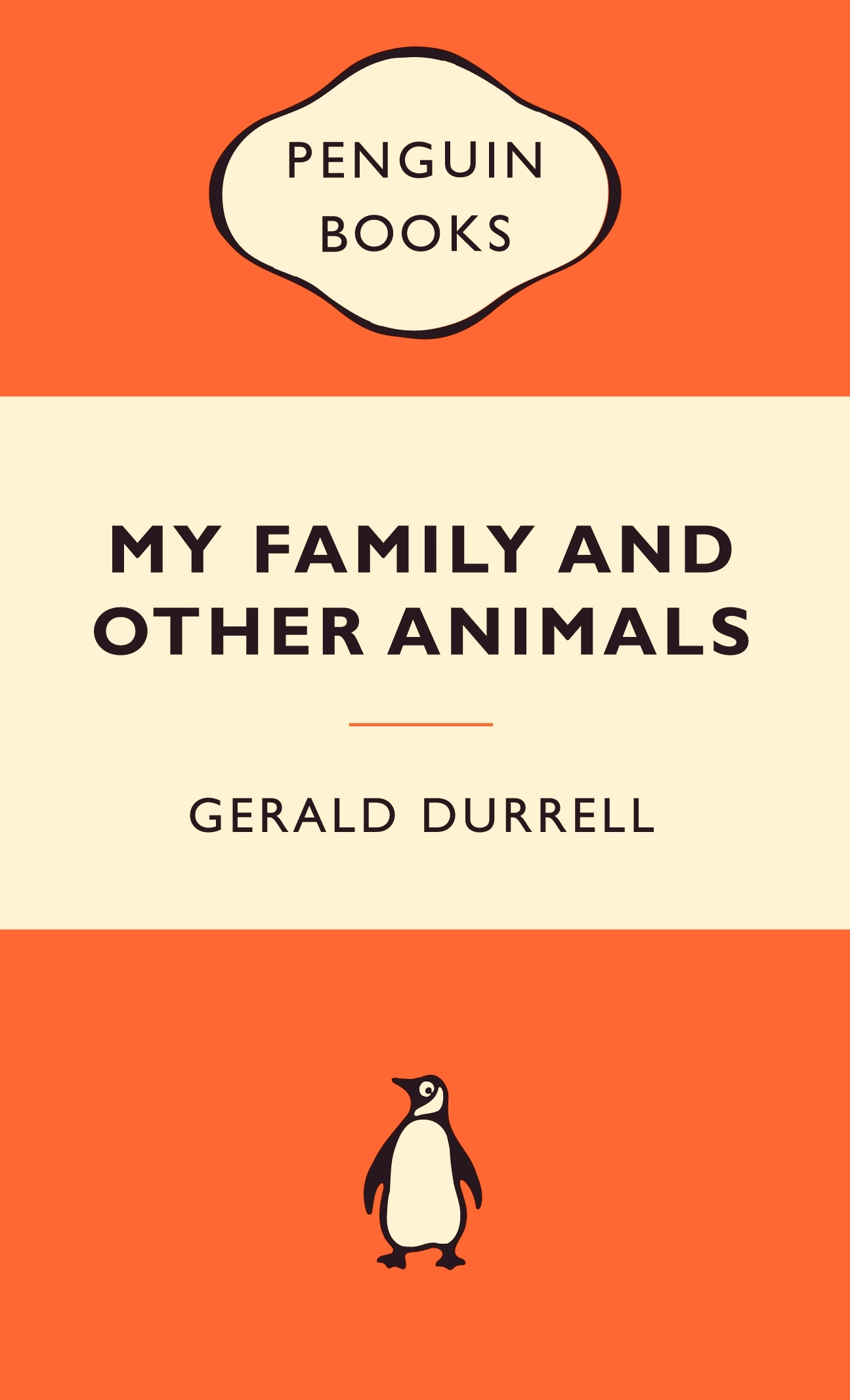 essays my family and other animals Illustrate the humour to be found in 'my family and other animals' by writing  accounts of two appropriate incidents making it clear why you consider them to  be.