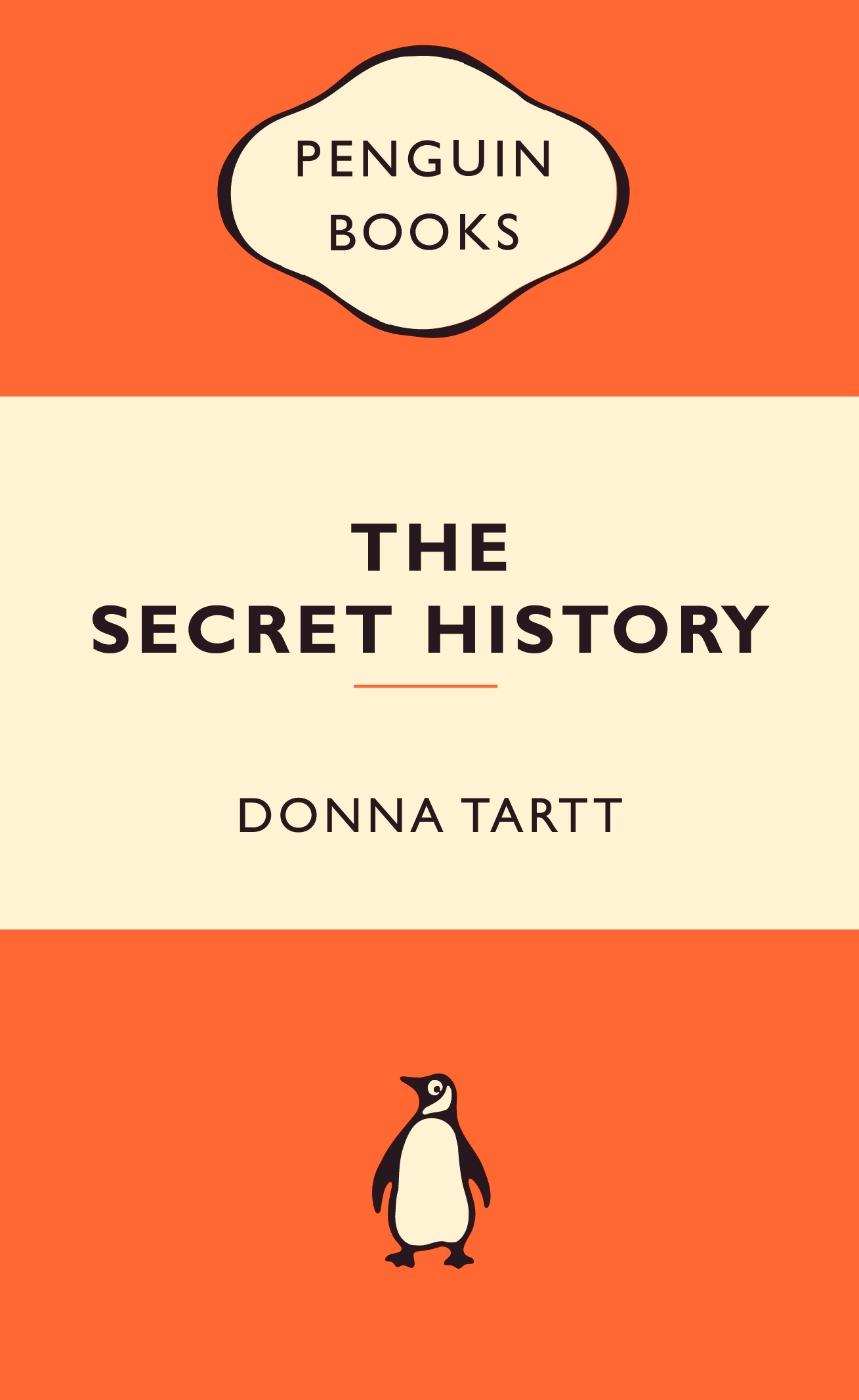 Image result for penguin The Secret history