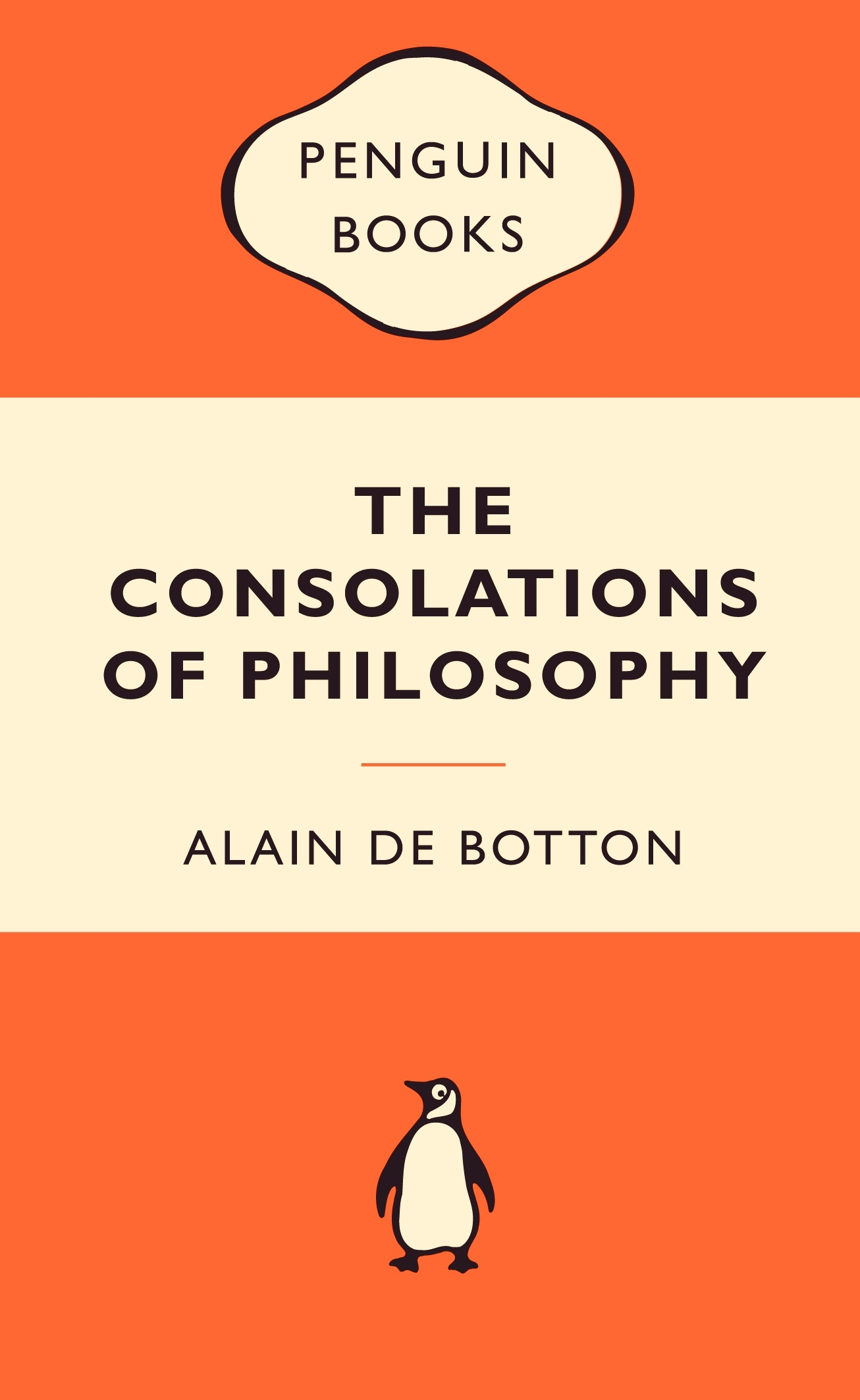 The Philosophy Of A Hashtag Strategy: The Consolations Of Philosophy: Popular Penguins By Alain