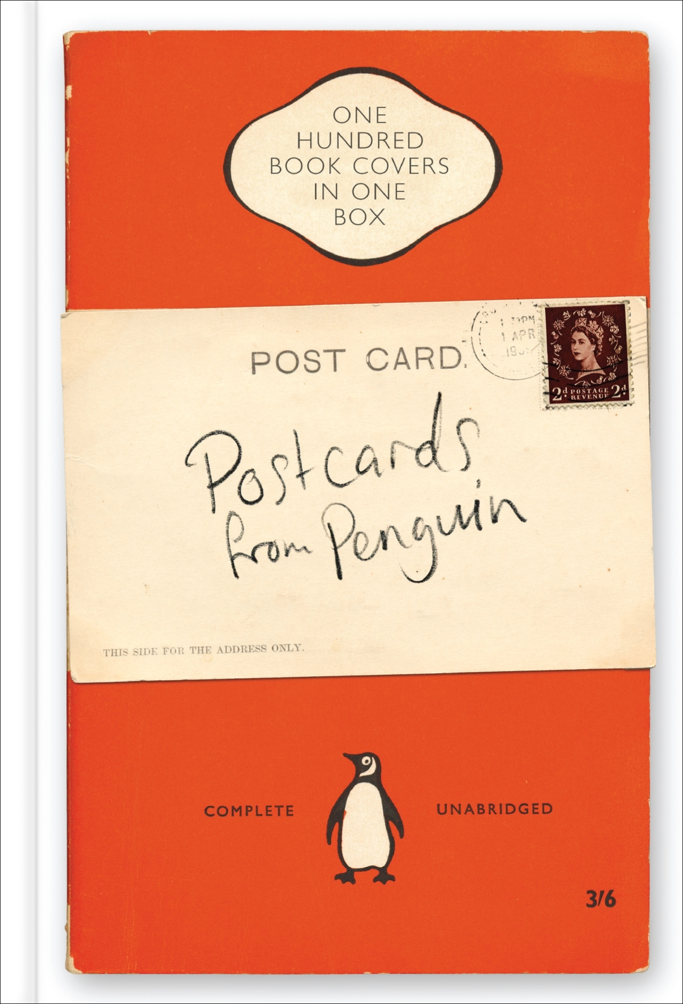Penguin Book Cover Paintings ~ Postcards from penguin by books australia
