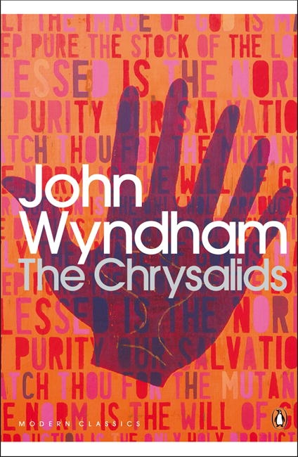 an analysis of the science fiction story the chrysalids by john wyndham 2014-06-10 john was an science fiction writer who wrote 12 novels and 5 short stories  john was sent to boarding school after his parents divorced along with his brother they had attempted many careers, including advertising and law.