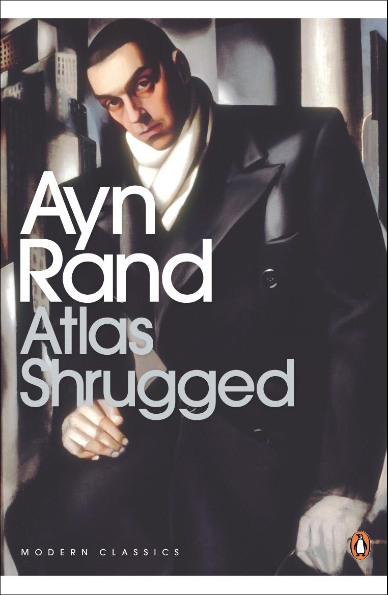 Atlas Shrugged By Ayn Rand Penguin Books New Zealand