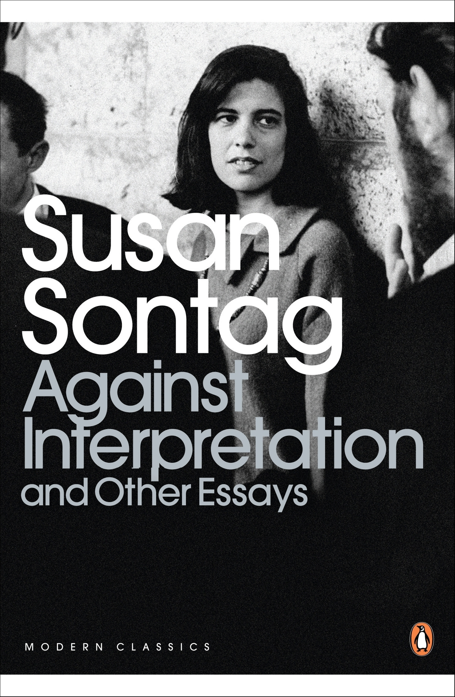 against interpretation and other essays by susan sontag penguin  hi res cover against interpretation and other essays