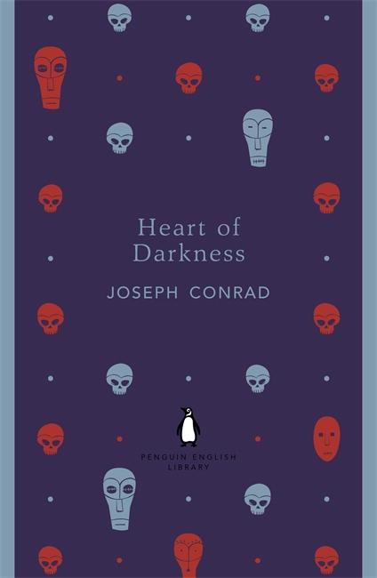 Original Penguin Book Covers : Heart of darkness by joseph conrad penguin books australia