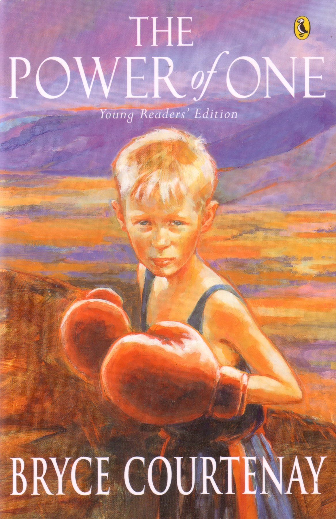 the power of one young readers ed by bryce courtenay penguin  hi res cover the power of one