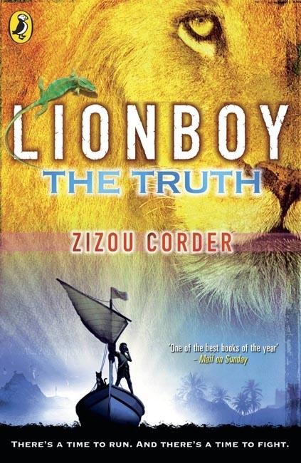 Lionboy by Zizou Corder - Peng...