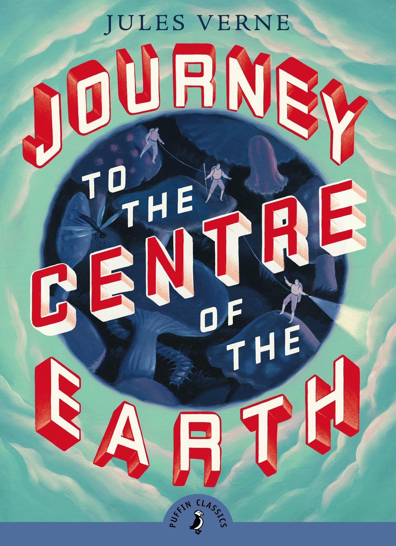 Journey to the Centre of the Earth by Jules Verne - Penguin Books New  Zealand