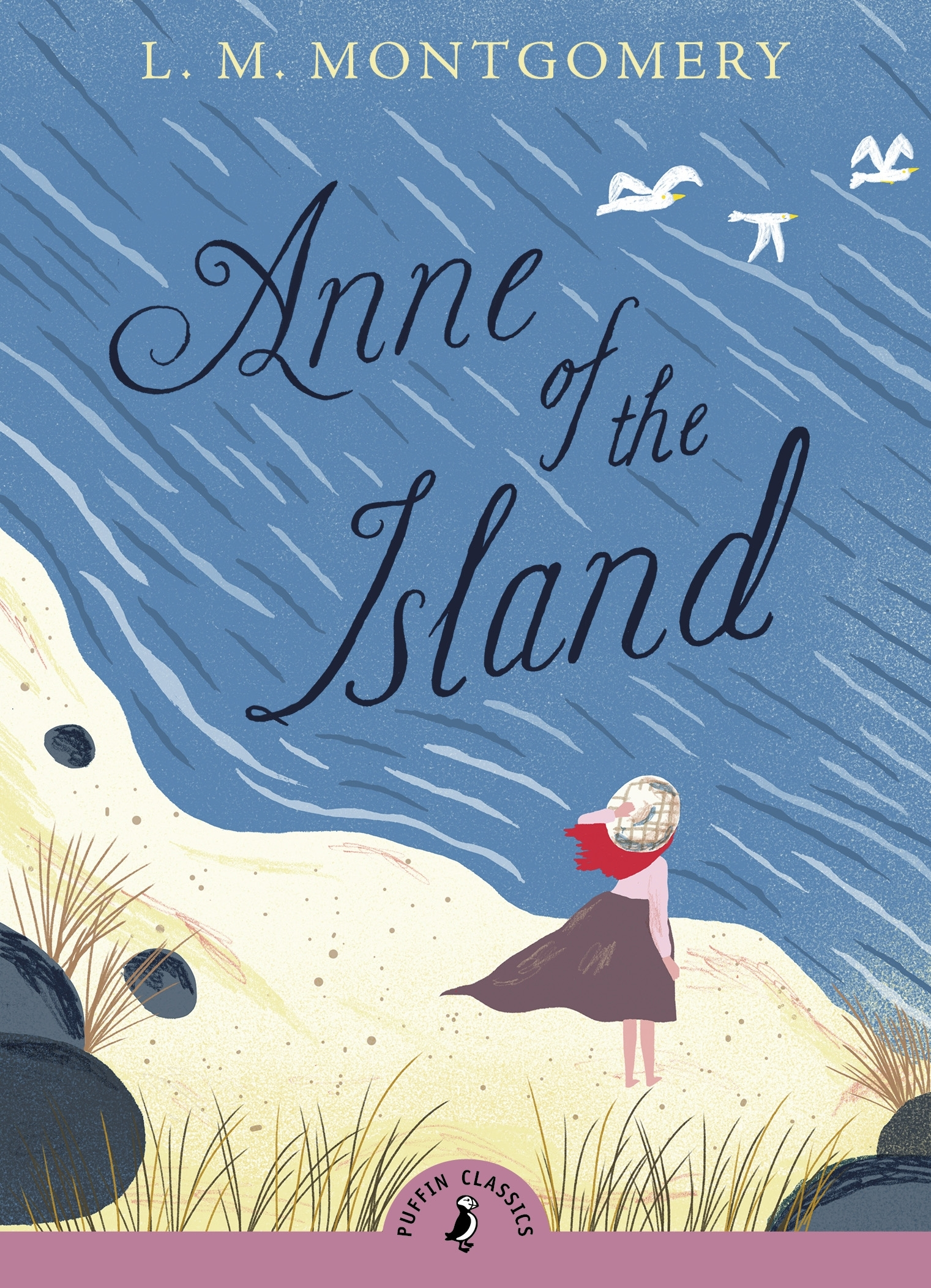 Anne of the Island (Puffin Classics)