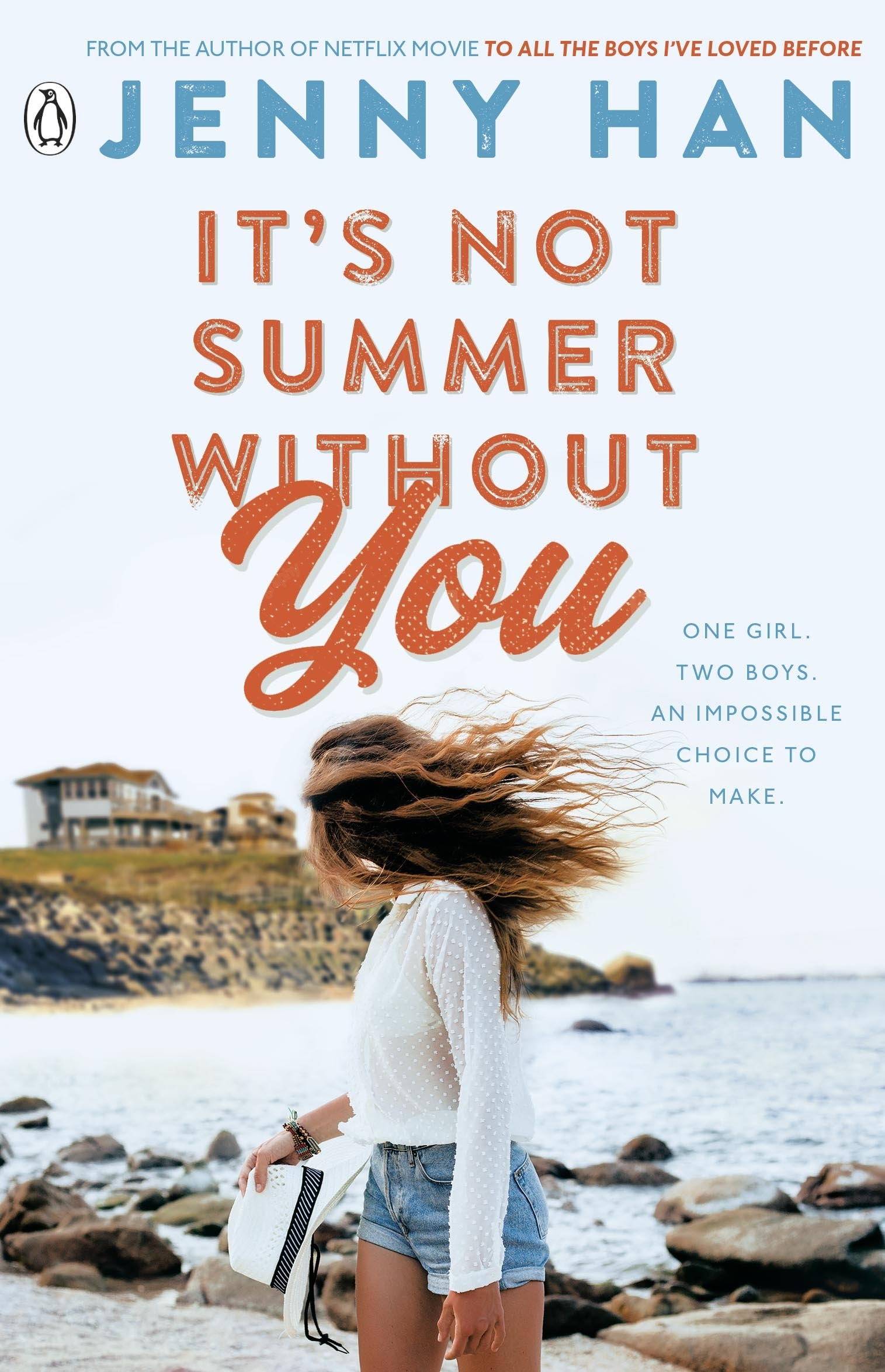 The Summer I Turned Pretty Book Cover Models : It s not summer without you by jenny han penguin books