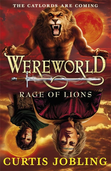 Penguin Book Cover Zone : Rage of lions by curtis jobling penguin books australia