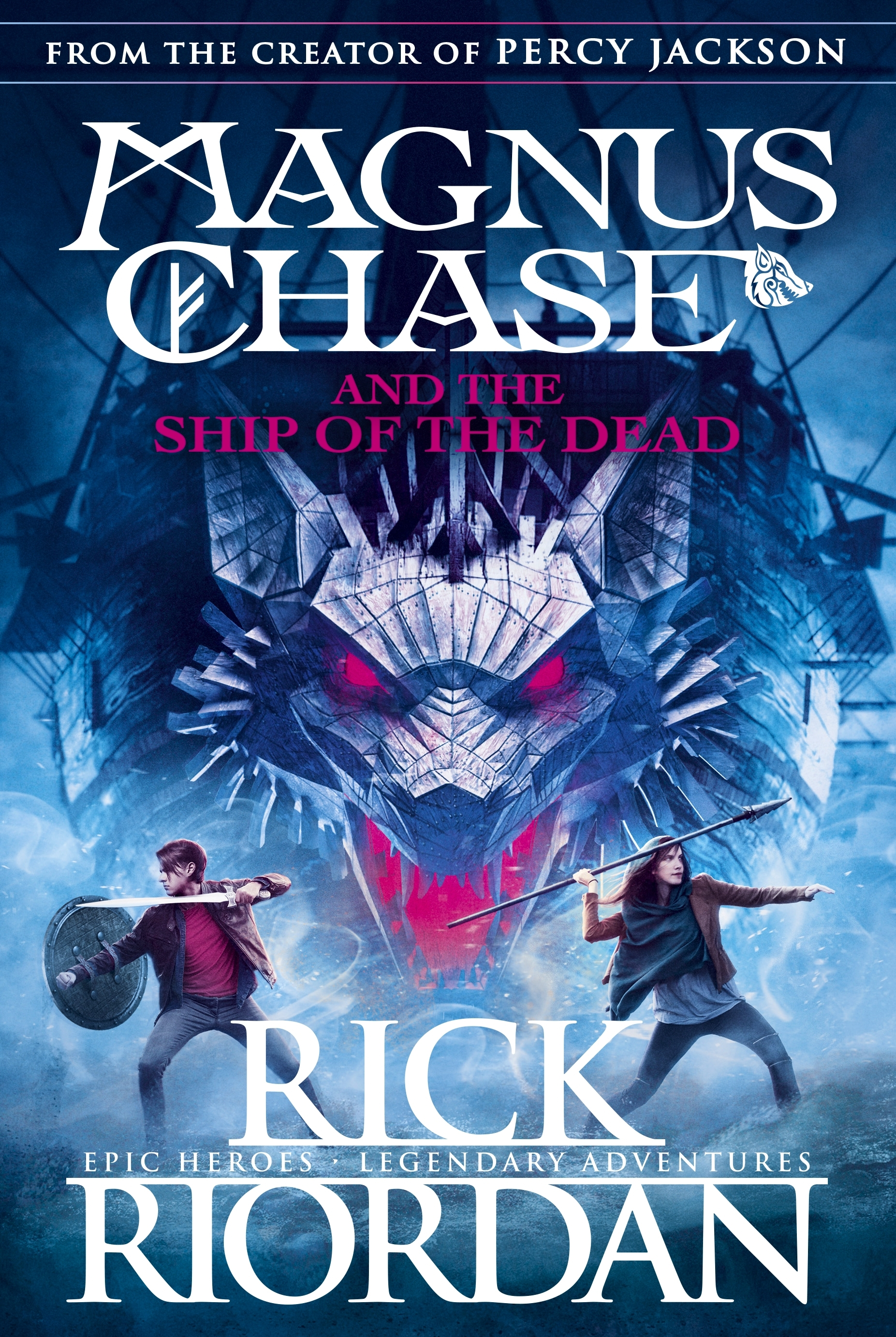 magnus chase book 1 pdf free download Magnus Chase And The Ship Of The Dead (Book 3) by Rick Riordan ...