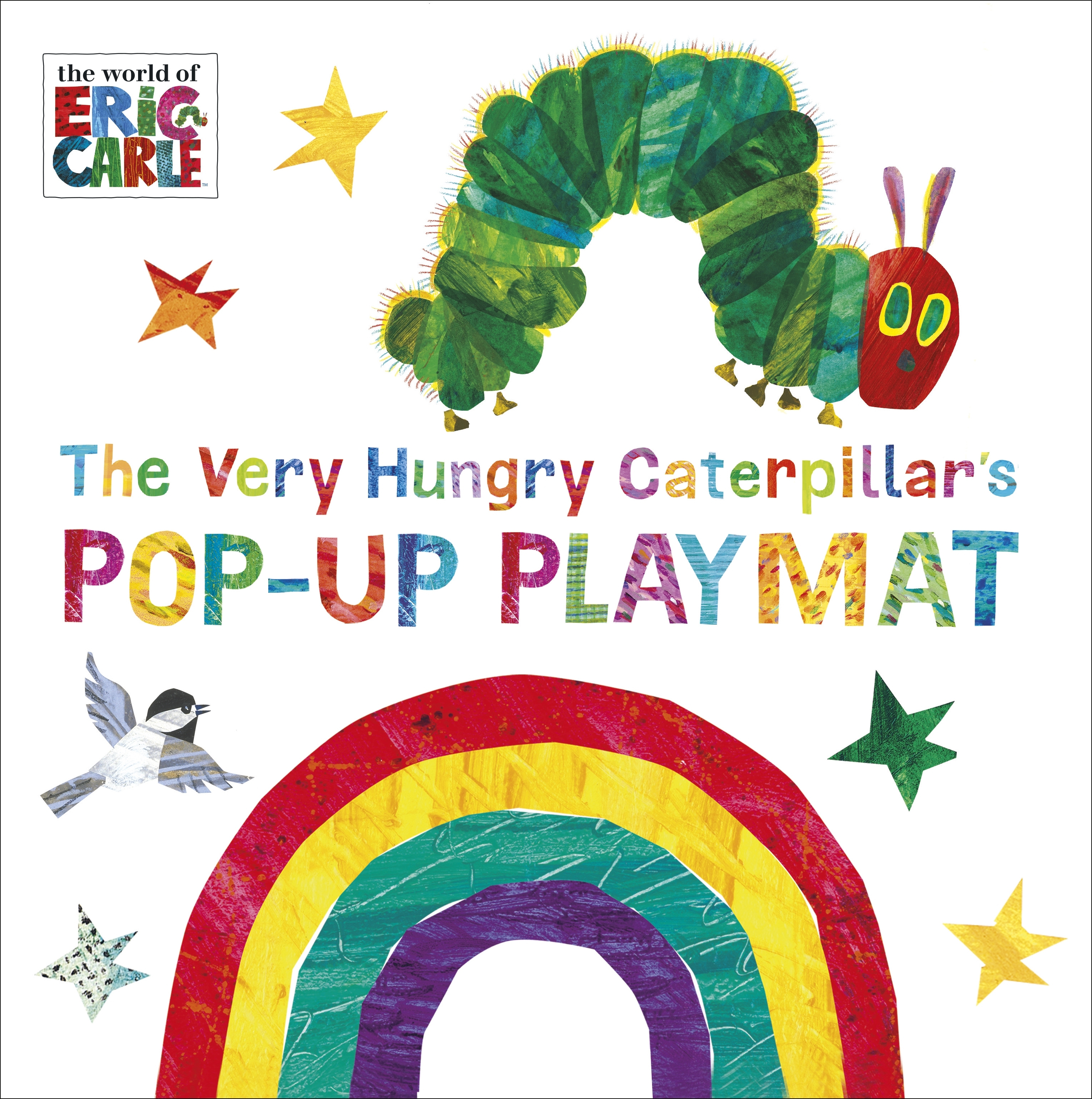 The Very Hungry Caterpillar S Pop Up Playmat By Eric Carle