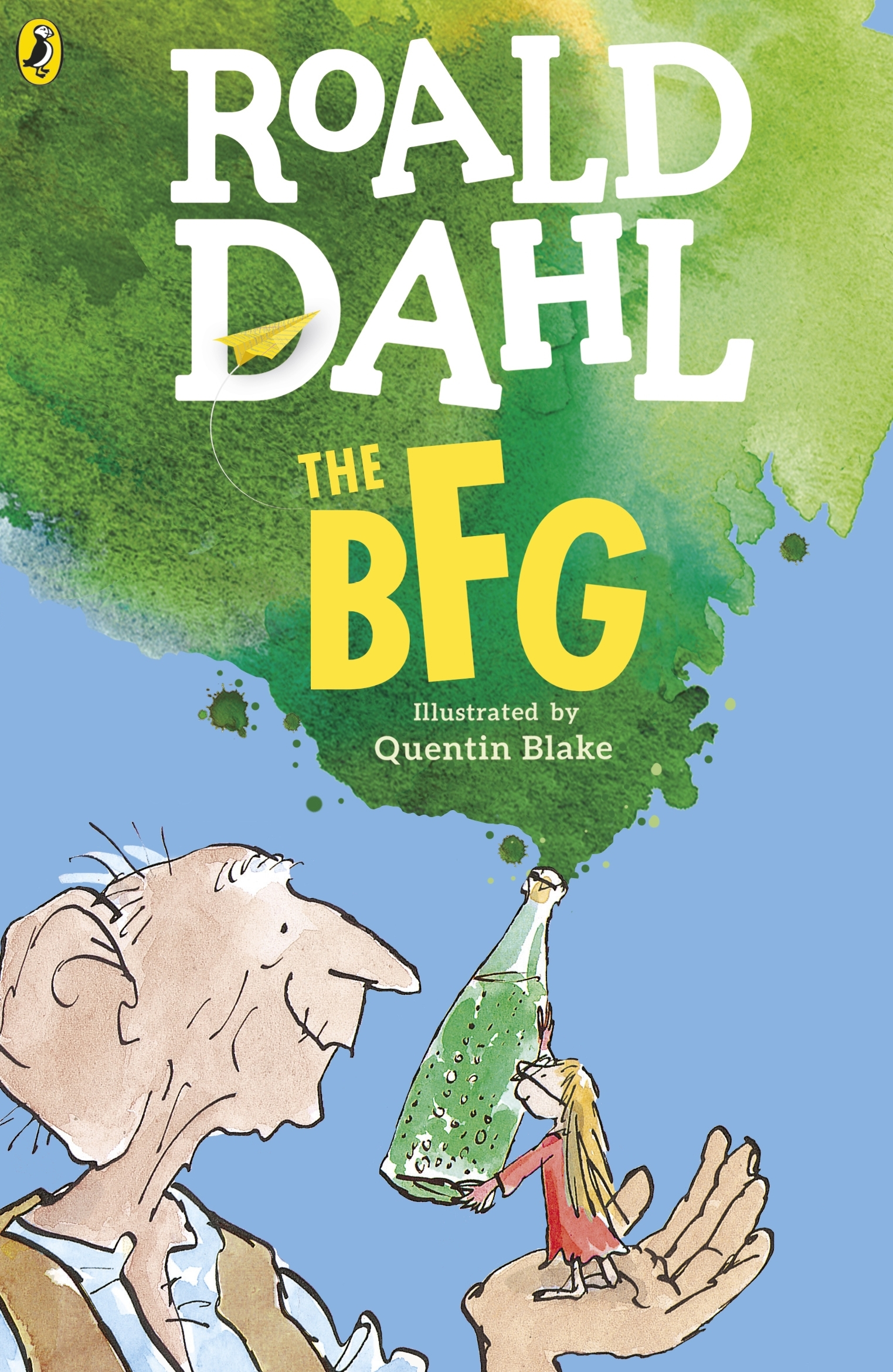 The BFG by Roald Dahl - Penguin Books New Zealand