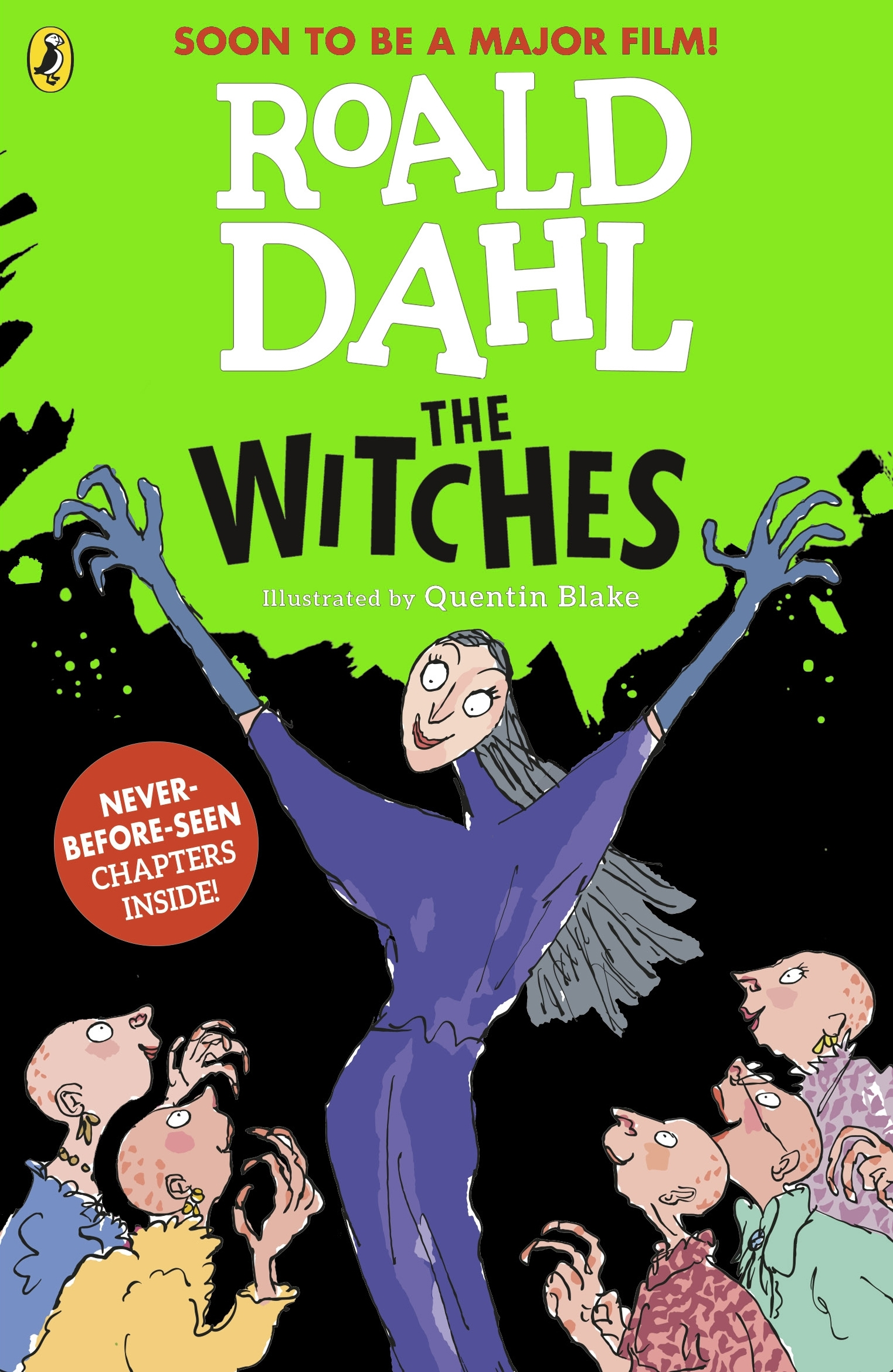 Witch Craft Book Cover : The witches by roald dahl penguin books australia