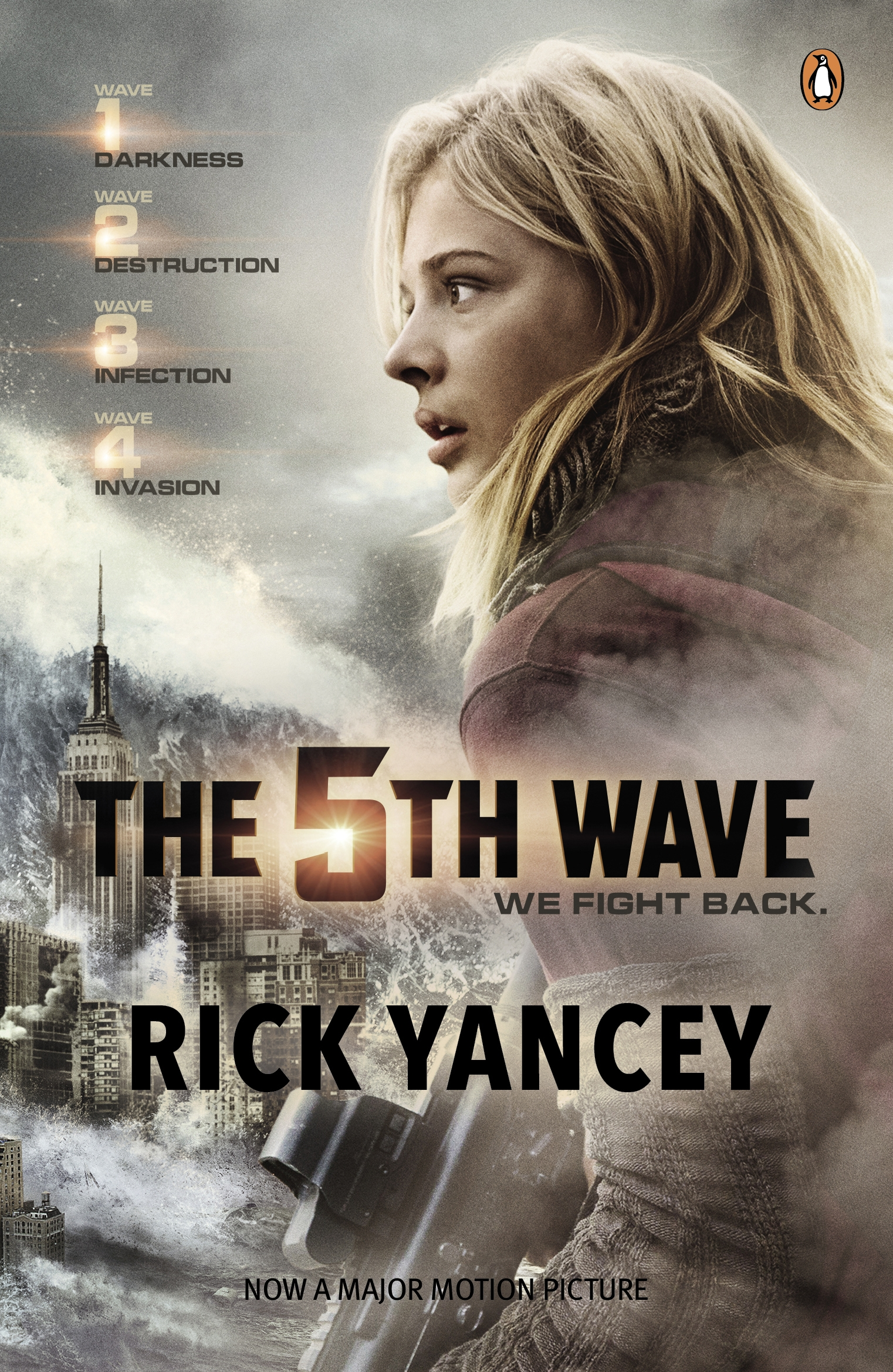 the 5th wave the infinite sea book 2 yancey rick