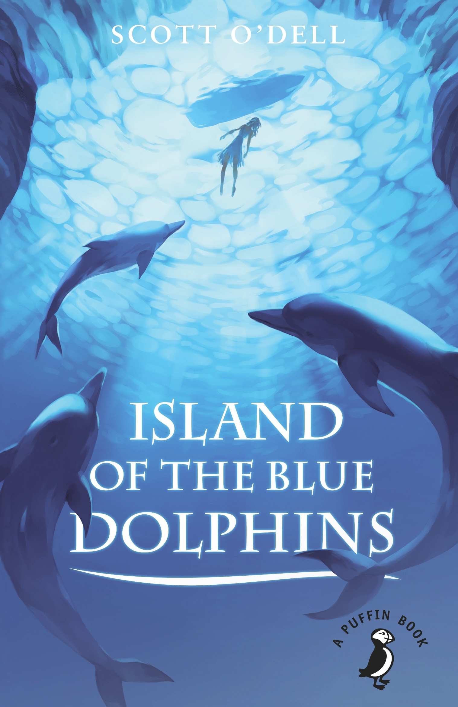 Island Of The Blue Dolphins by Scott O'Dell - Penguin ...