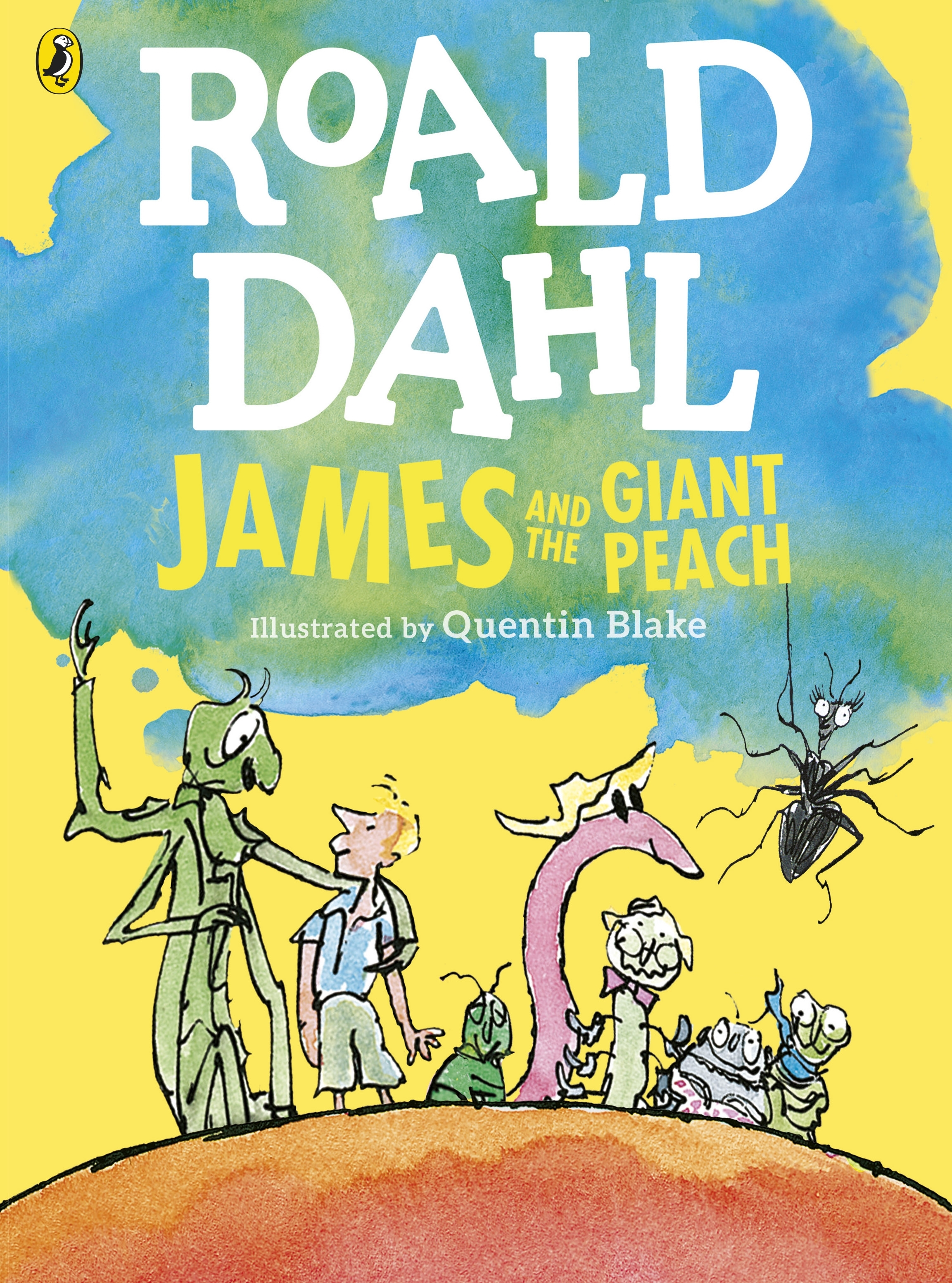 James and the Giant Peach (Colour Edition) by Roald Dahl - Penguin Books  Australia