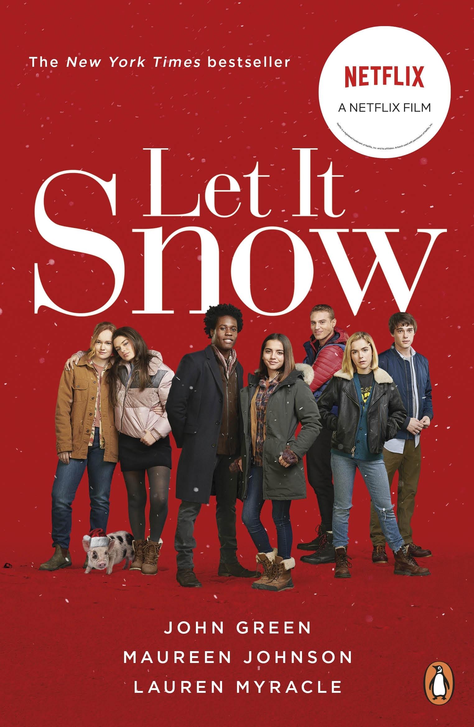 Let It Snow by John Green - Penguin Books Australia