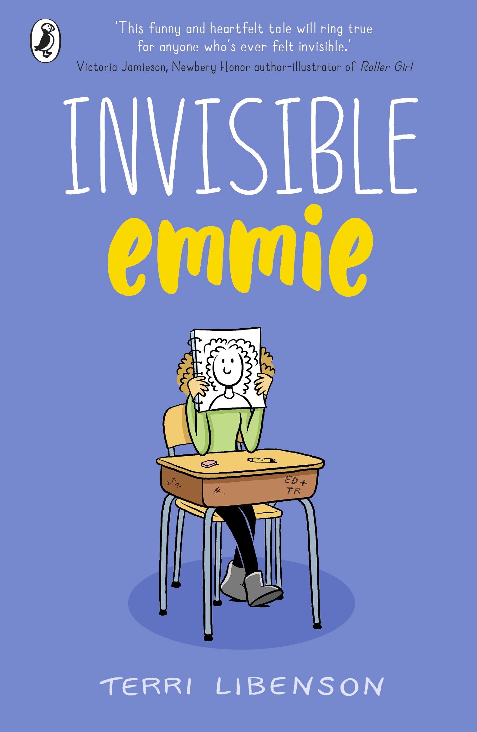 Invisible Emmie By Terri Libenson - Penguin Books Australia-2981