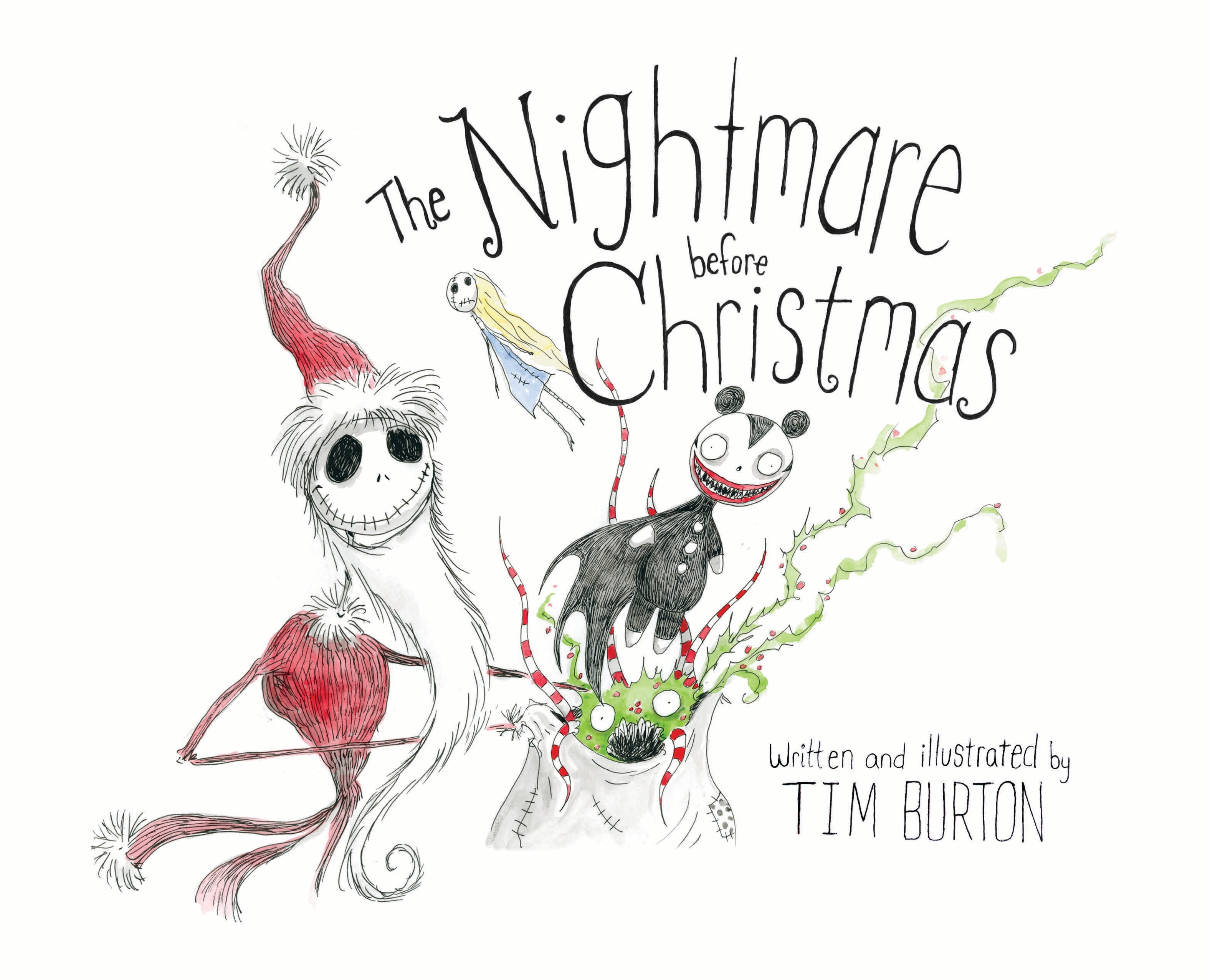 the nightmare before christmas - What Is The Nightmare Before Christmas About