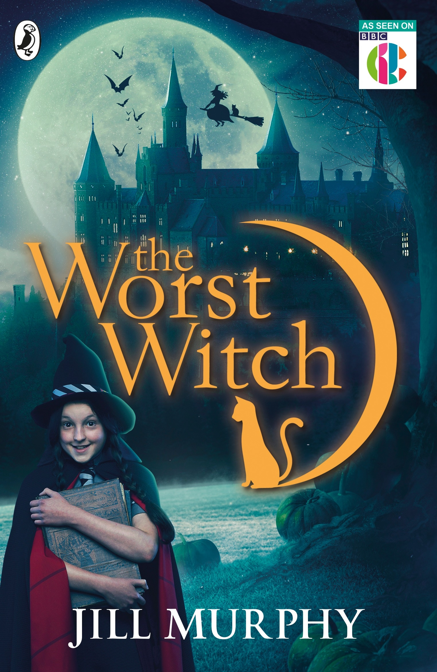 The Worst Witch Tv Tie In By Jill Murphy Penguin Books