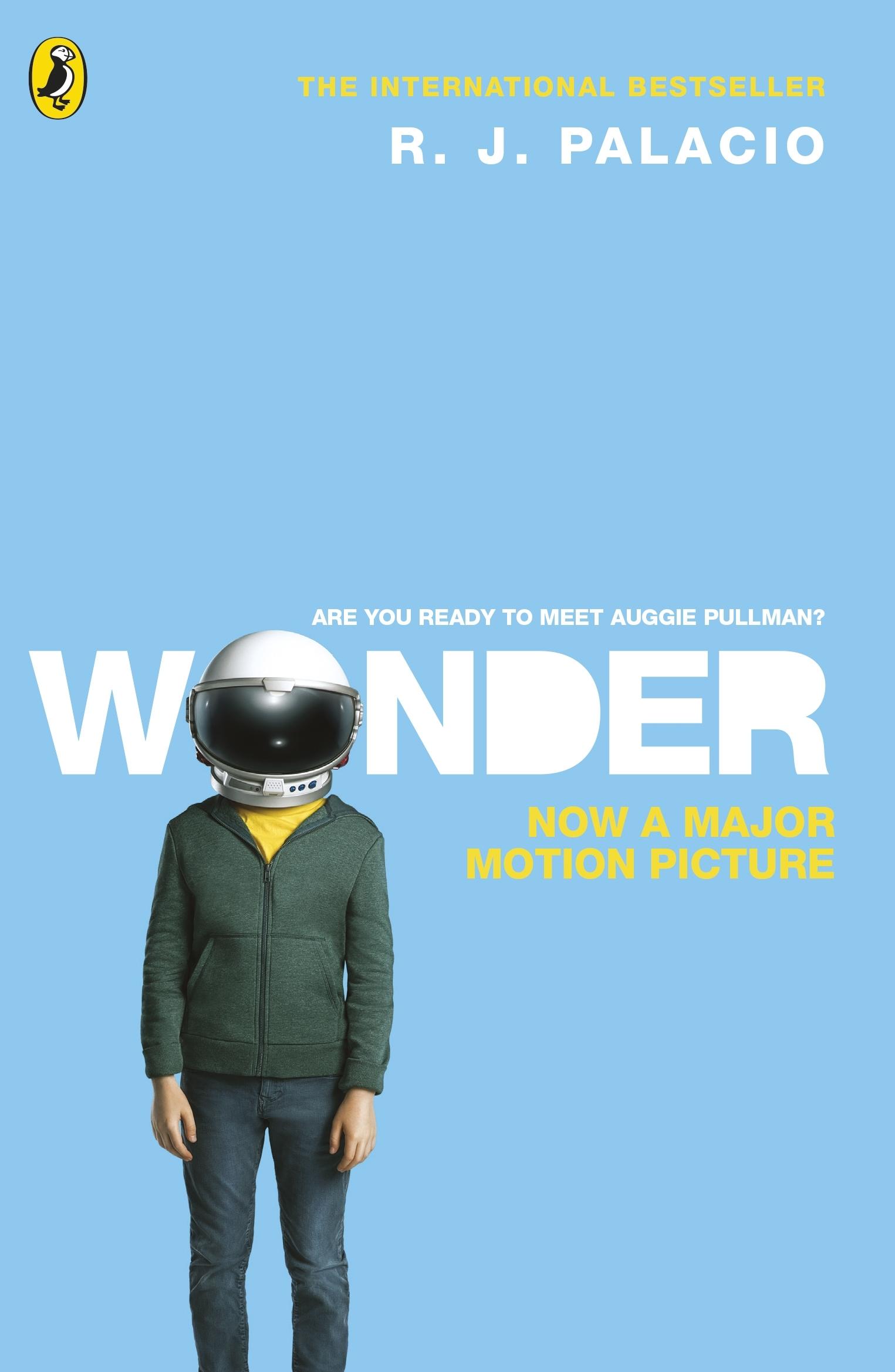 Wonder (Film Tie-in) by R J Palacio - Penguin Books New ...