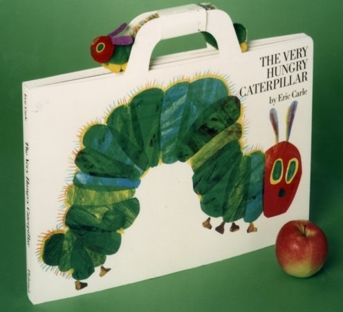 The Very Hungry Caterpillar Giant Board Book & Toy