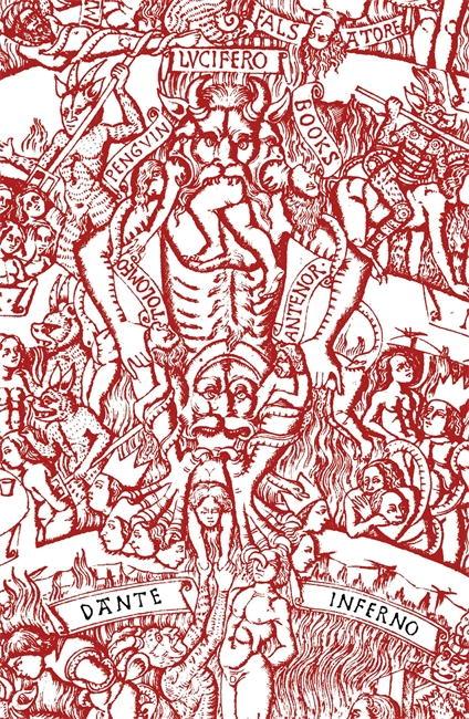 Inferno By Dante Alighieri Penguin Books Australia
