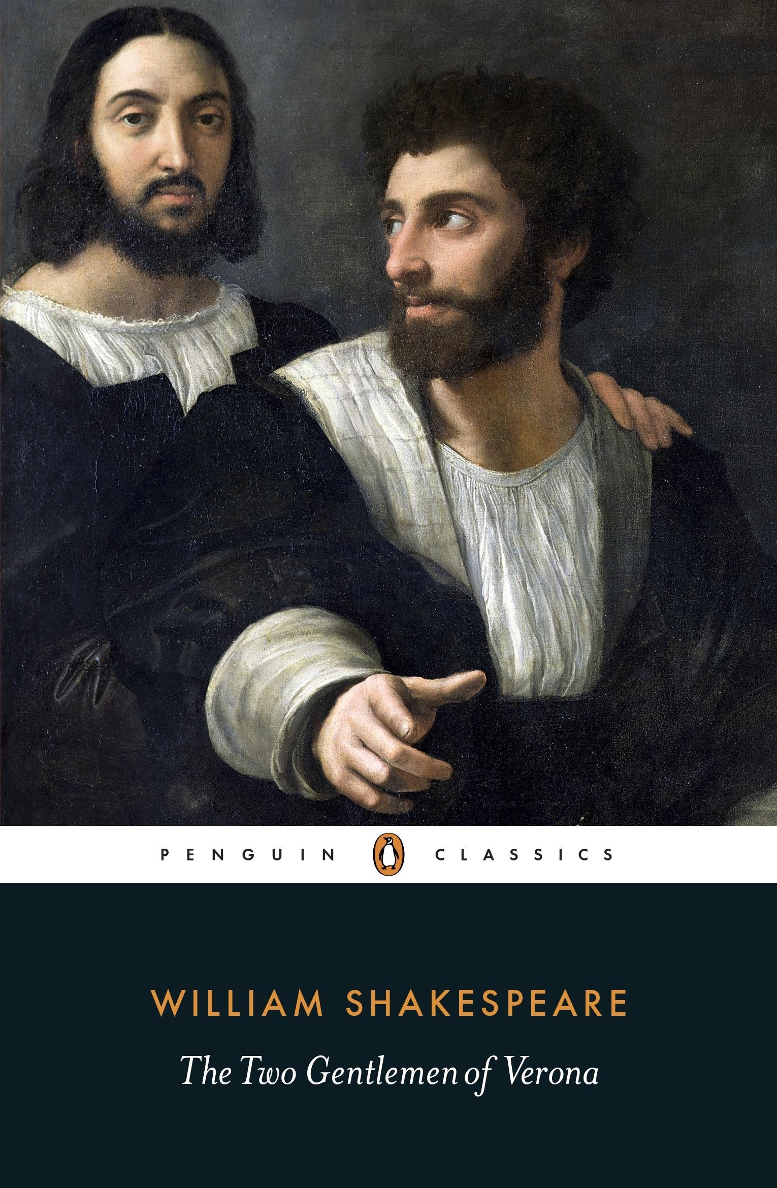 The Two Gentlemen Of Verona by William Shakespeare - Penguin Books