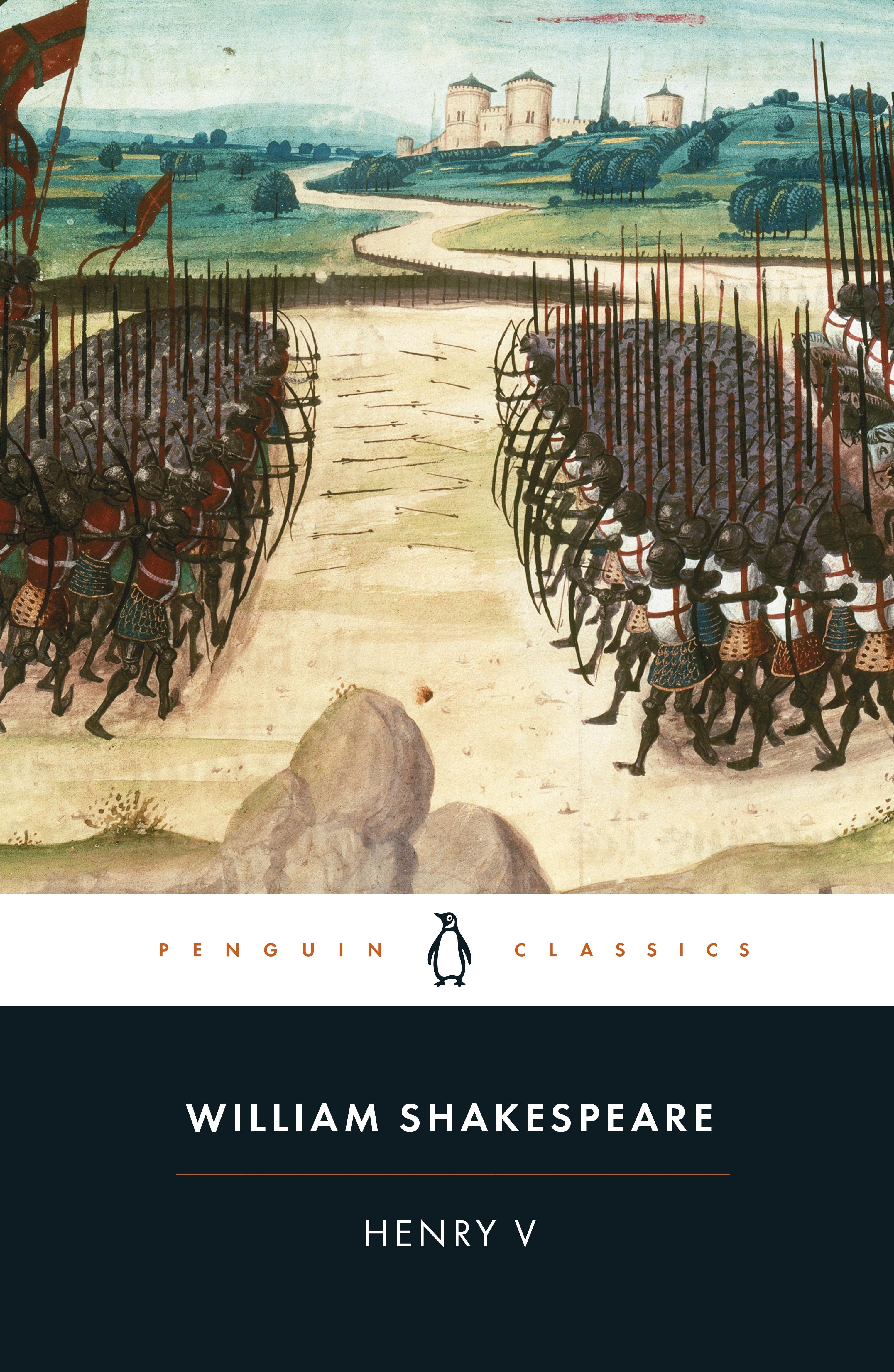 Henry V by William Shakespeare - Penguin Books New Zealand