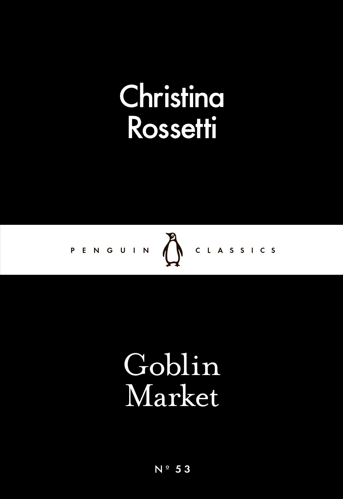 Book Cover Black Market : Goblin market by christina rossetti penguin books australia