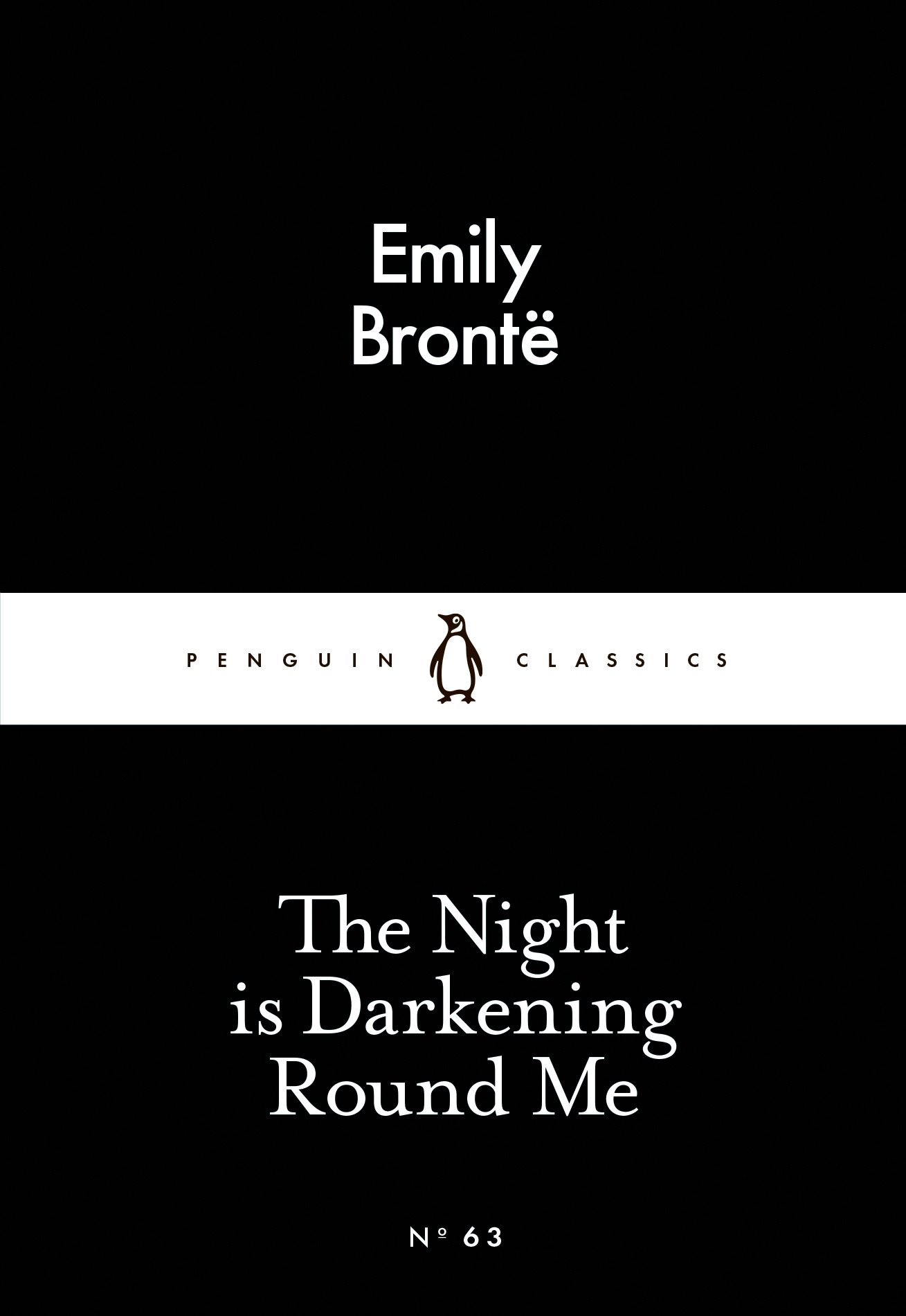 The Night Is Darkening Round Me by Emily Bronte - Penguin Books
