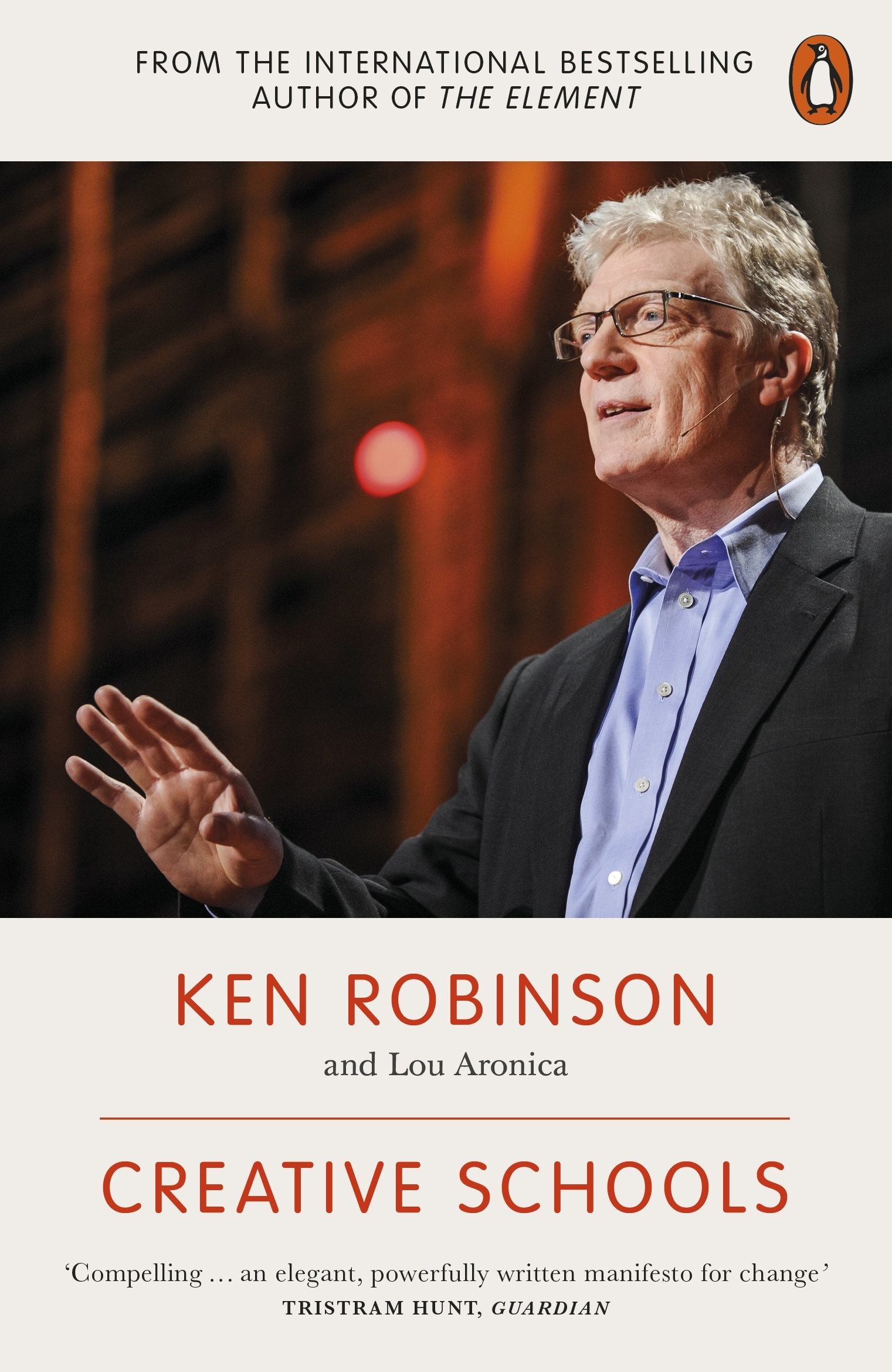 ken robinson An essential book for parents to help their children get the education they need to live happy, productive lives from the new york times bestselling author.