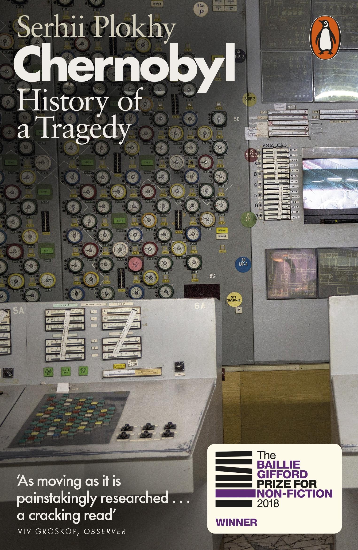 Chernobyl by Serhii Plokhy - Penguin Books Australia