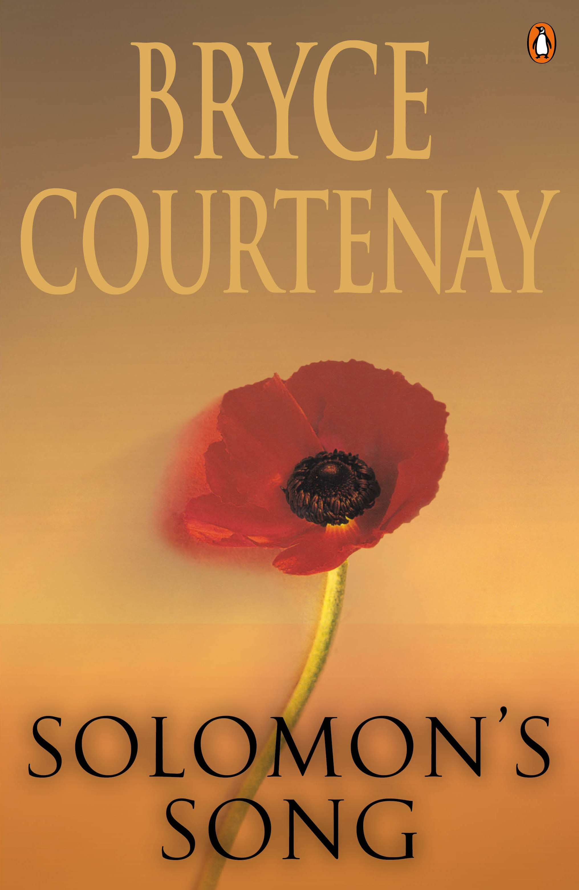 Solomon's Song by Bryce Courtenay - Penguin Books Australia
