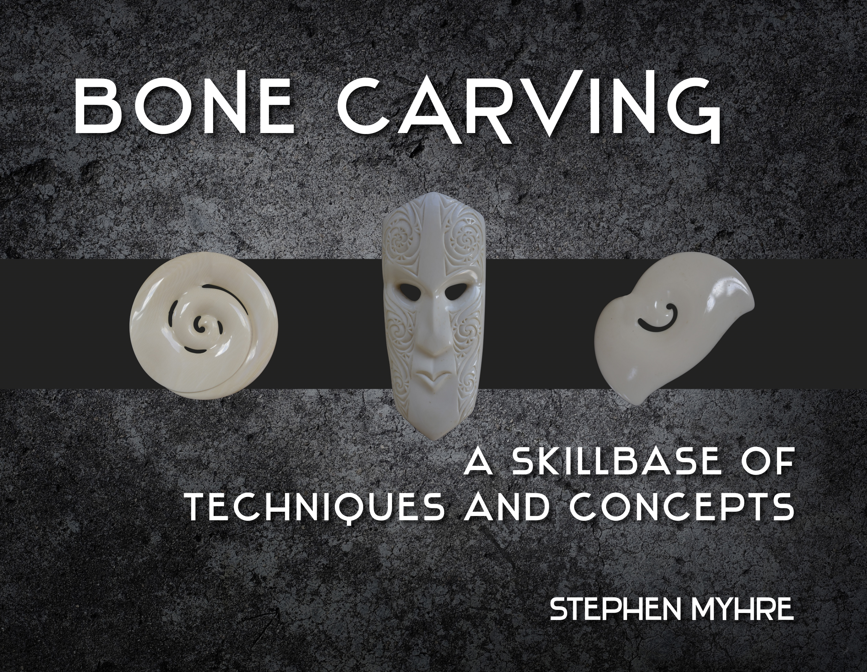 Bone Carving By Stephen Myhre Penguin Books New Zealand