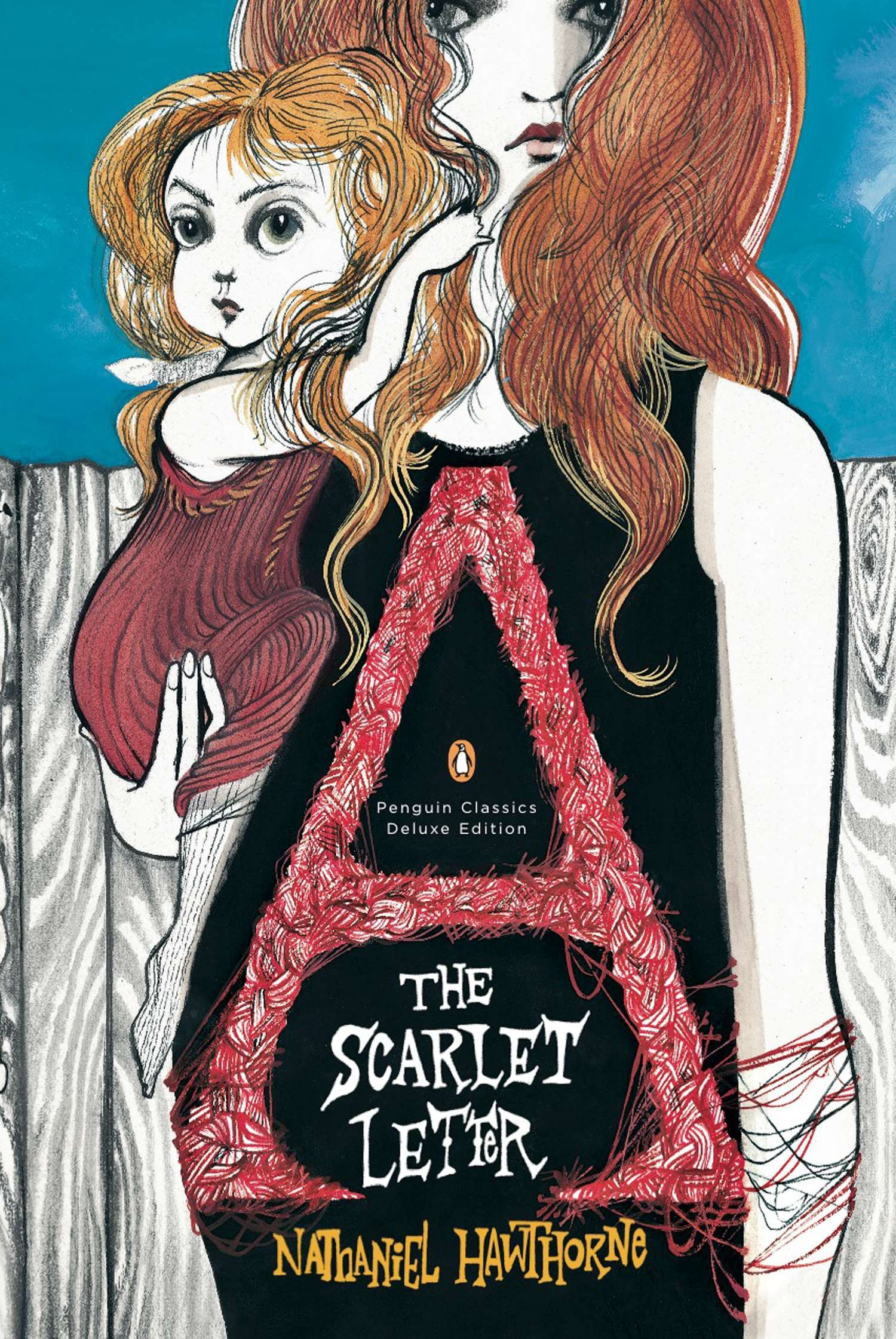 The Scarlet Letter Penguin Classics Deluxe Edition By Nathaniel