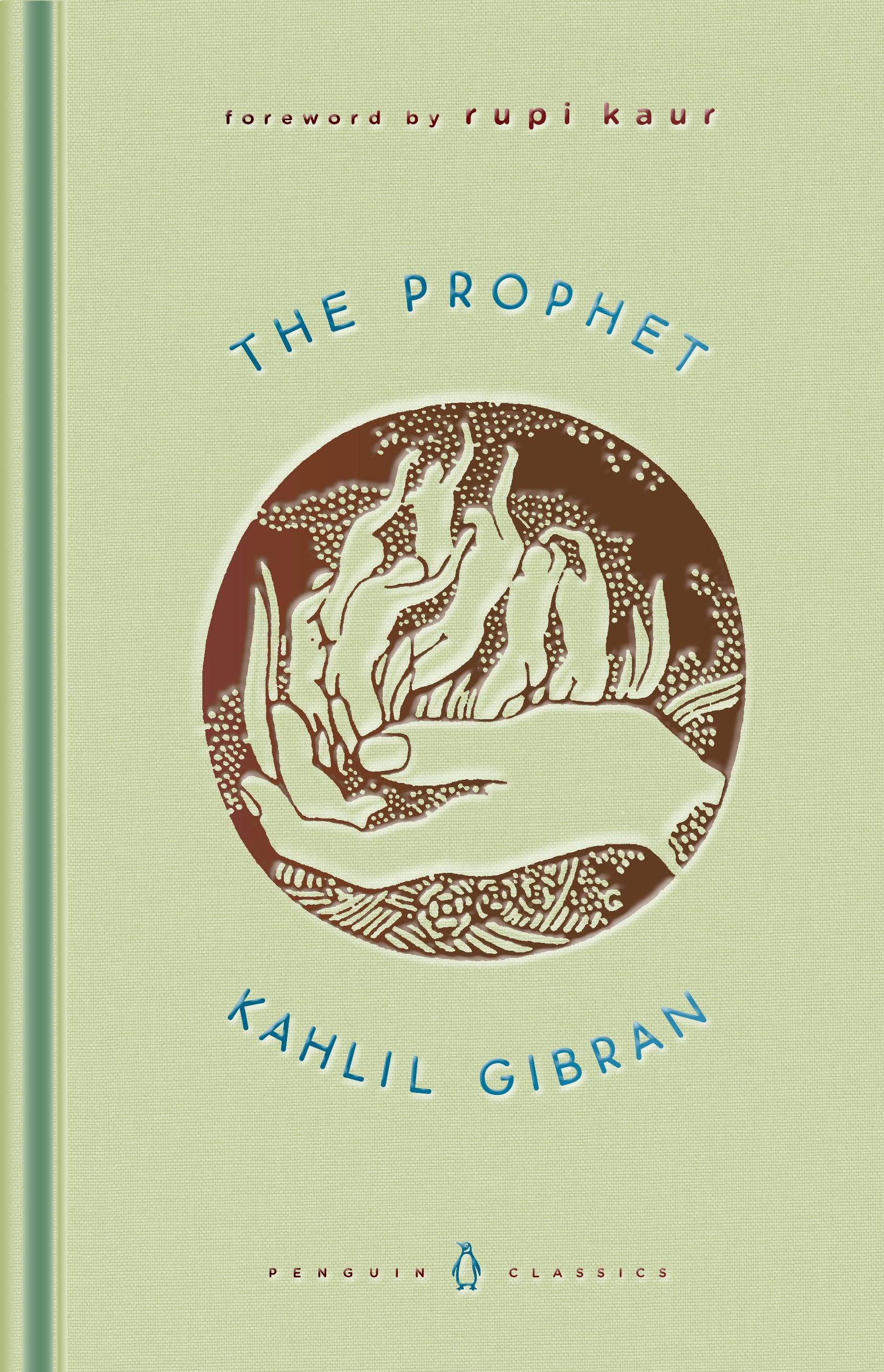The Prophet by Kahlil Gibran - Penguin Books New Zealand