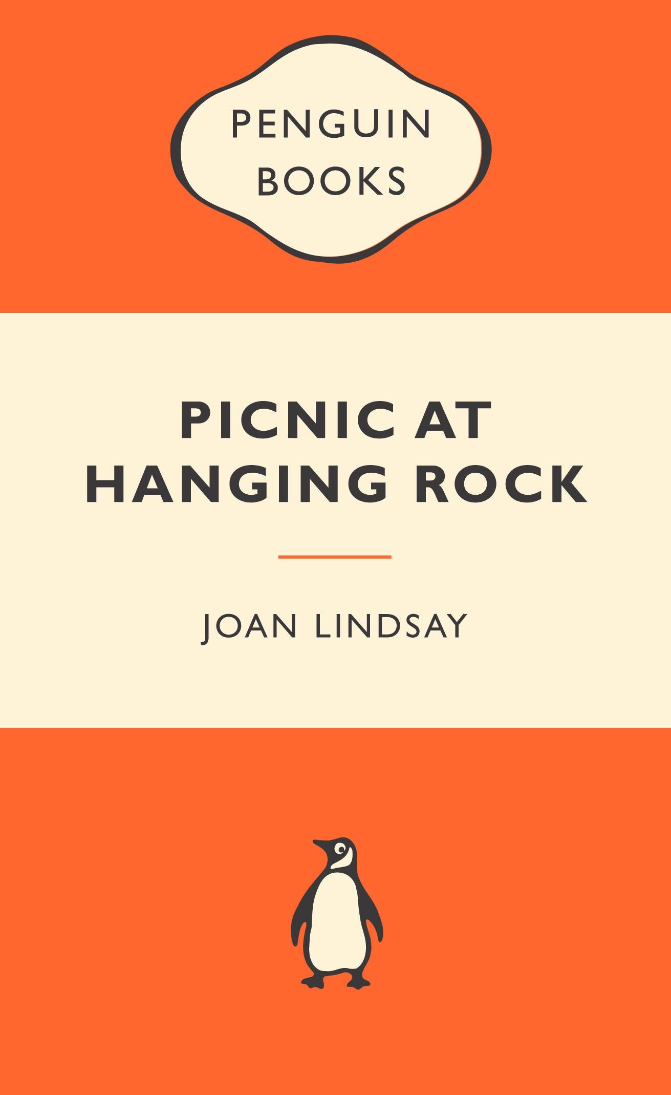 Penguin Book Cover Winners ~ Picnic at hanging rock popular penguins by joan lindsay