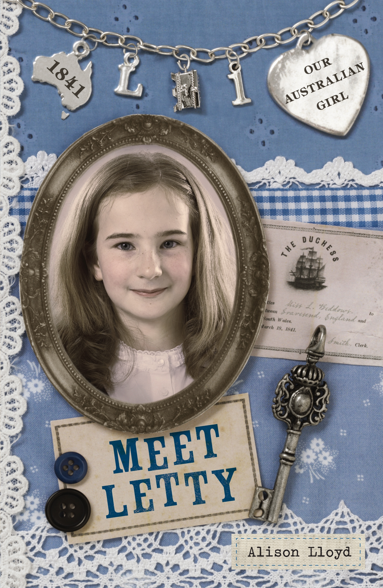 Our Australian Girl Meet Letty Book 1